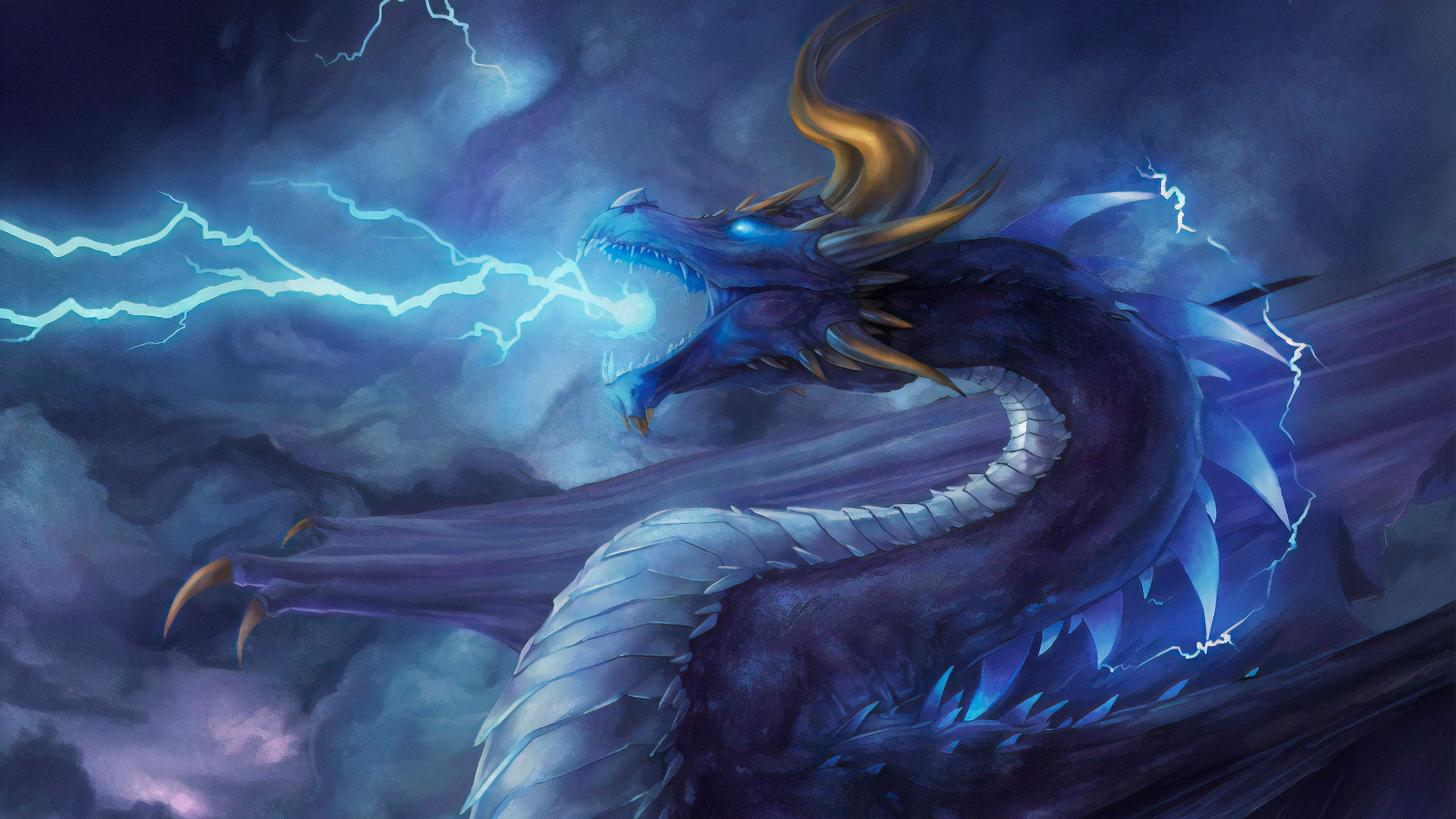 Storm Dragon Wallpapers - Top Free ...