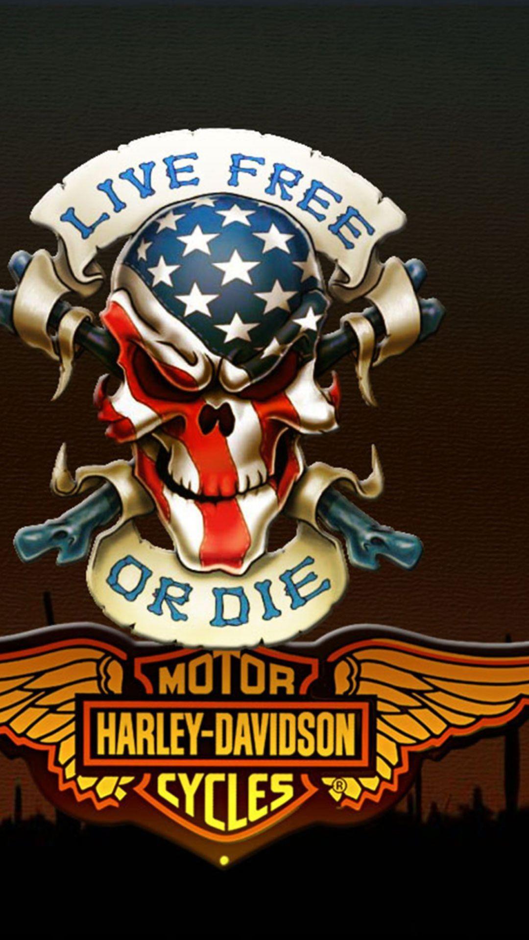 Harley Davidson Wallpapers - Top Free