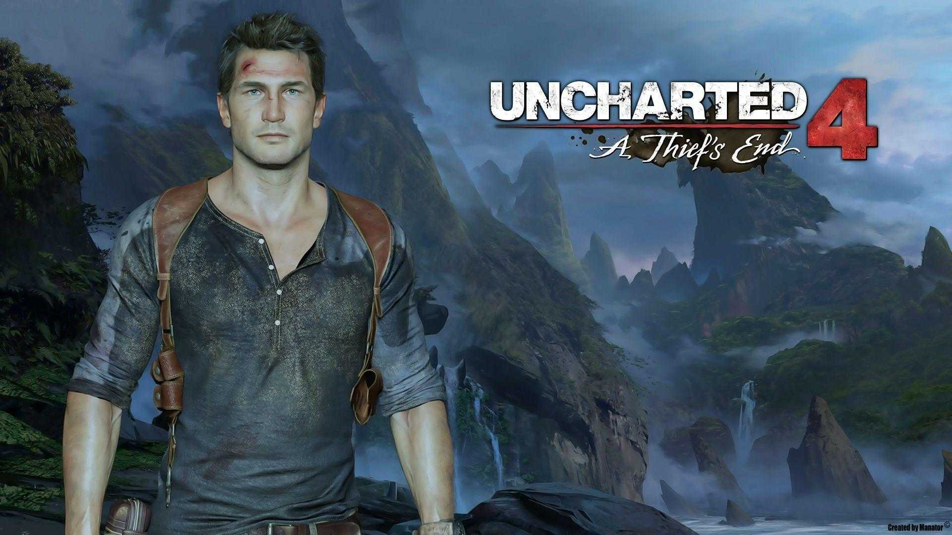 Uncharted 4 Wallpapers Top Free Uncharted 4 Backgrounds