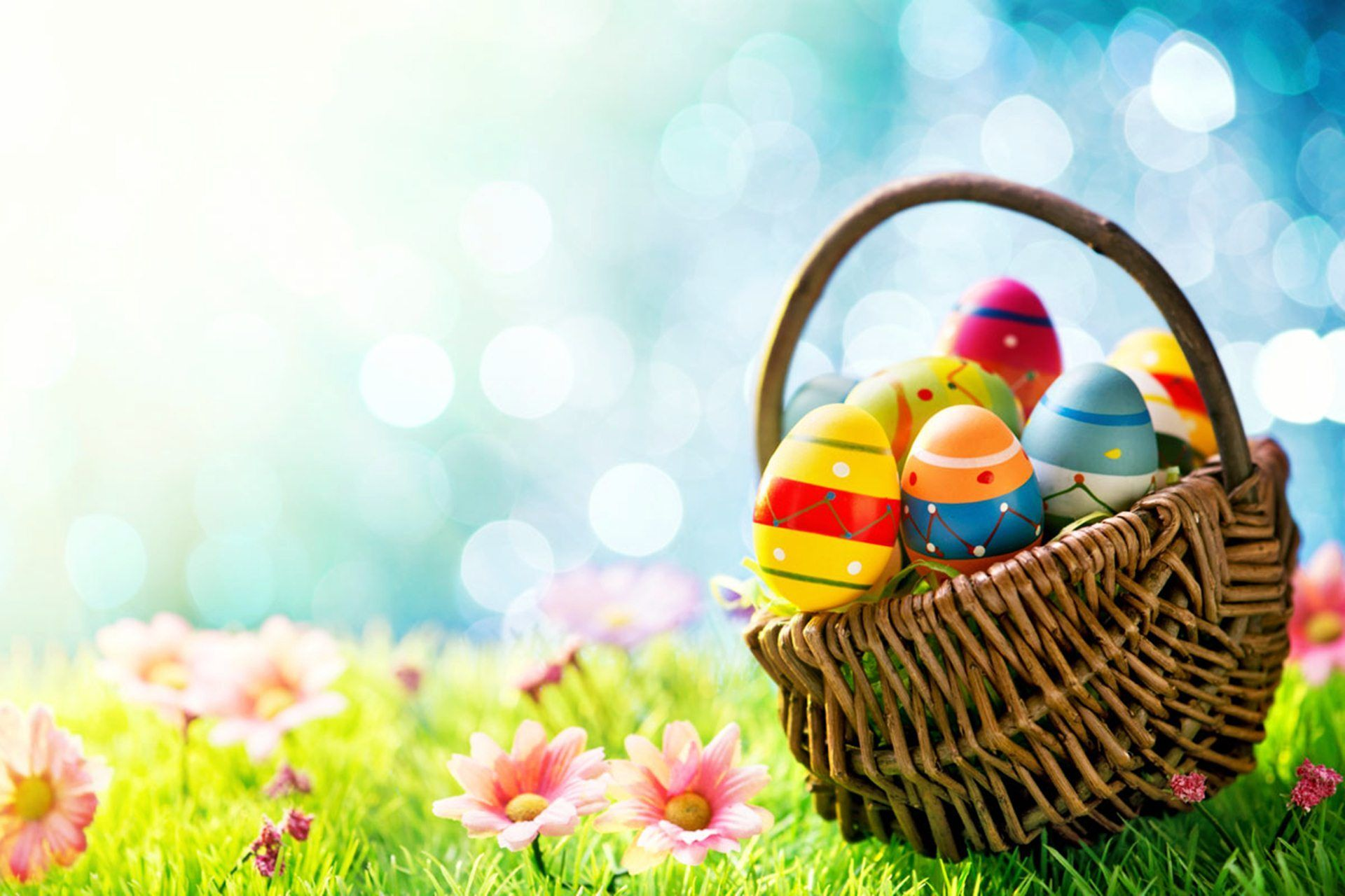 Easter Wallpapers Top Free Easter Backgrounds Wallpaperaccess