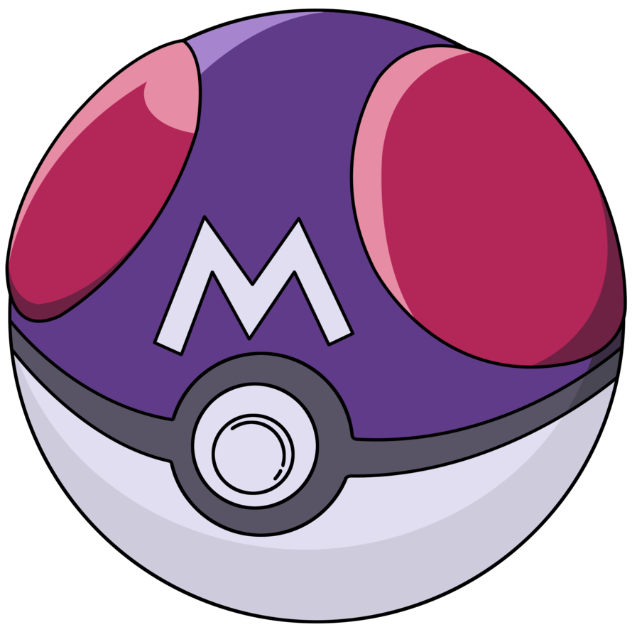 Pokemon Poke Balls Master Ultra Great Vinyl Decal Sticker