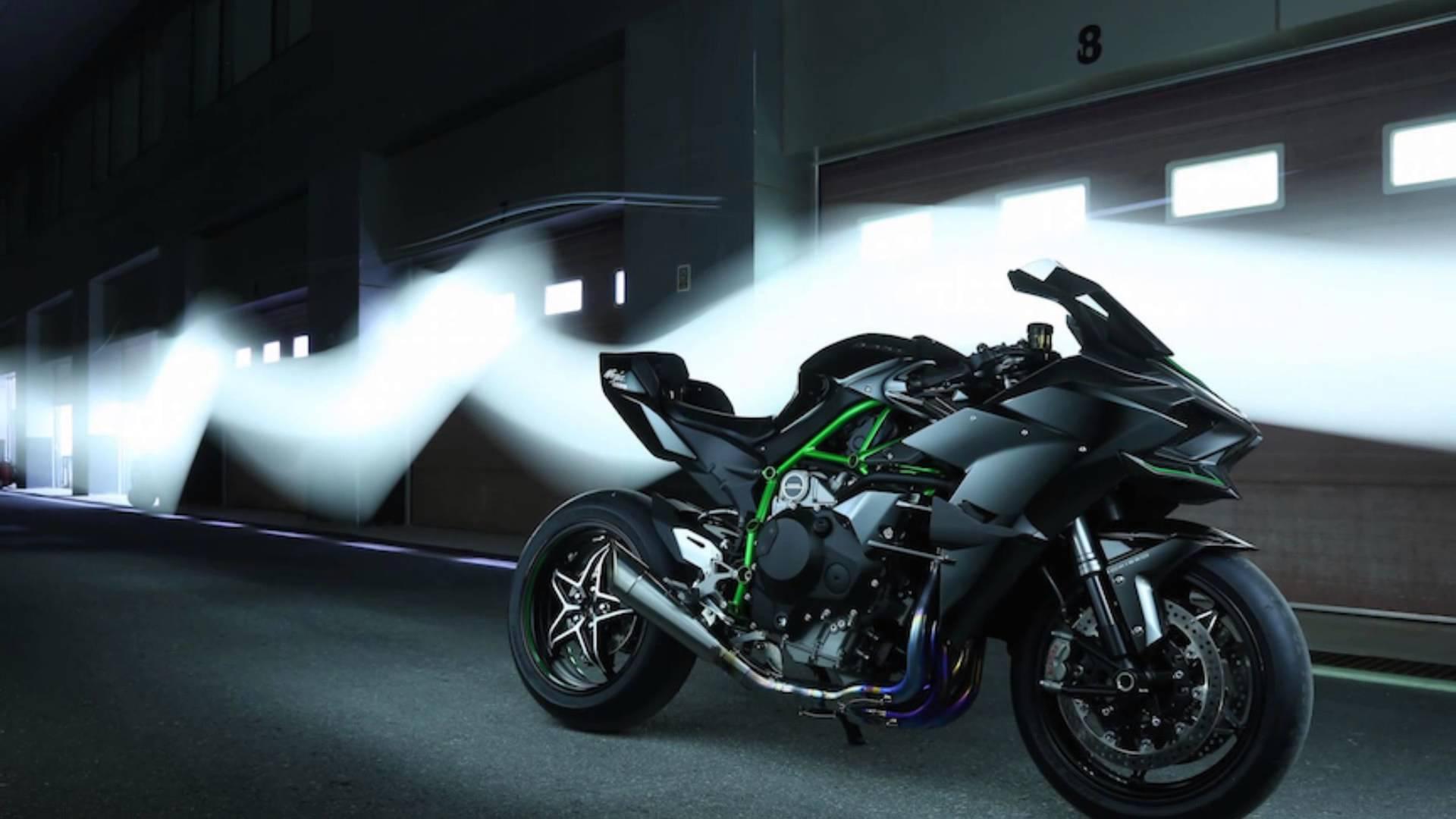 Kawasaki H2R Wallpapers