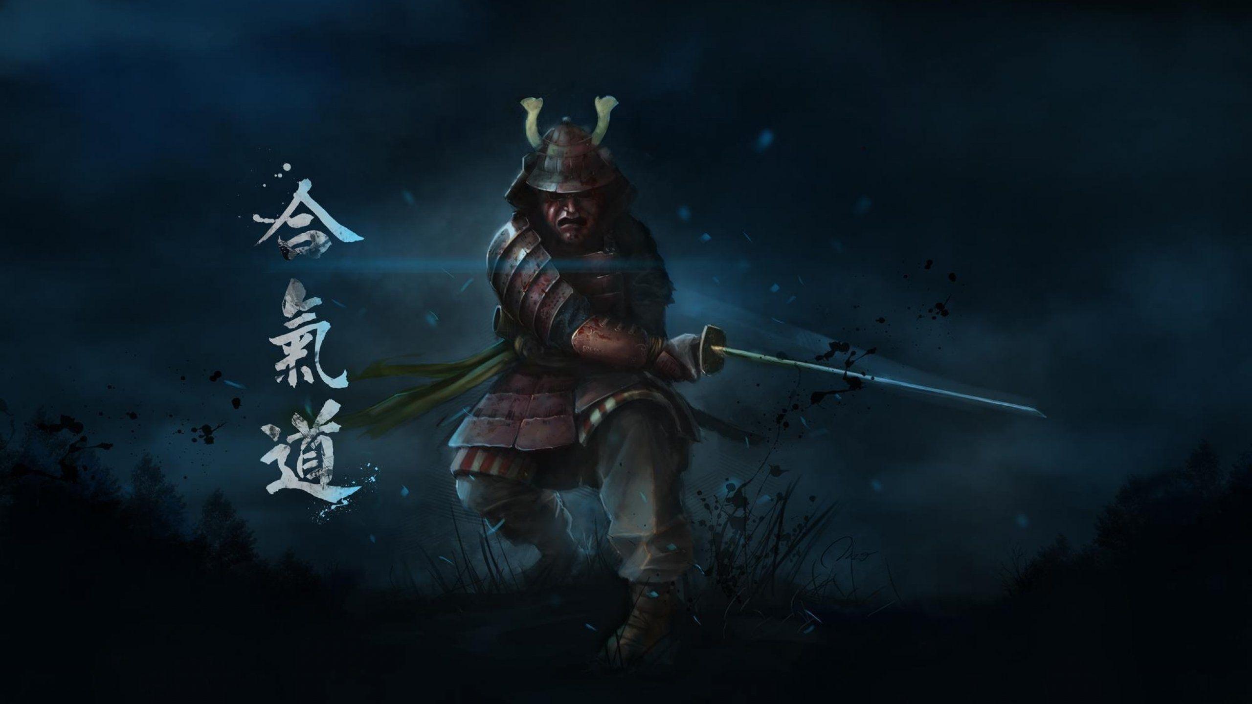 Samurai Warrior Wallpapers Top Free Samurai Warrior Backgrounds Wallpaperaccess