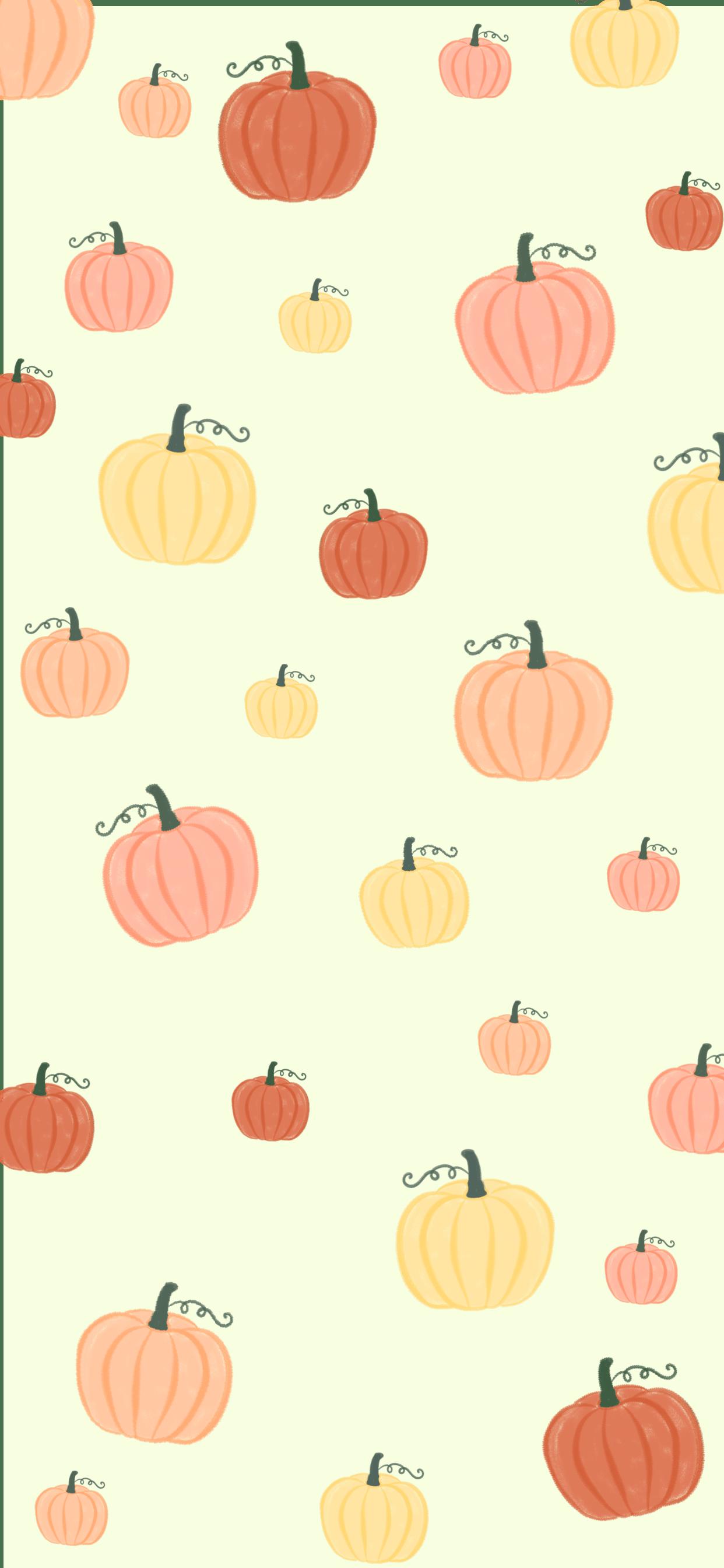Cute Pumpkin Iphone Wallpapers Top Free Cute Pumpkin Iphone Backgrounds Wallpaperaccess