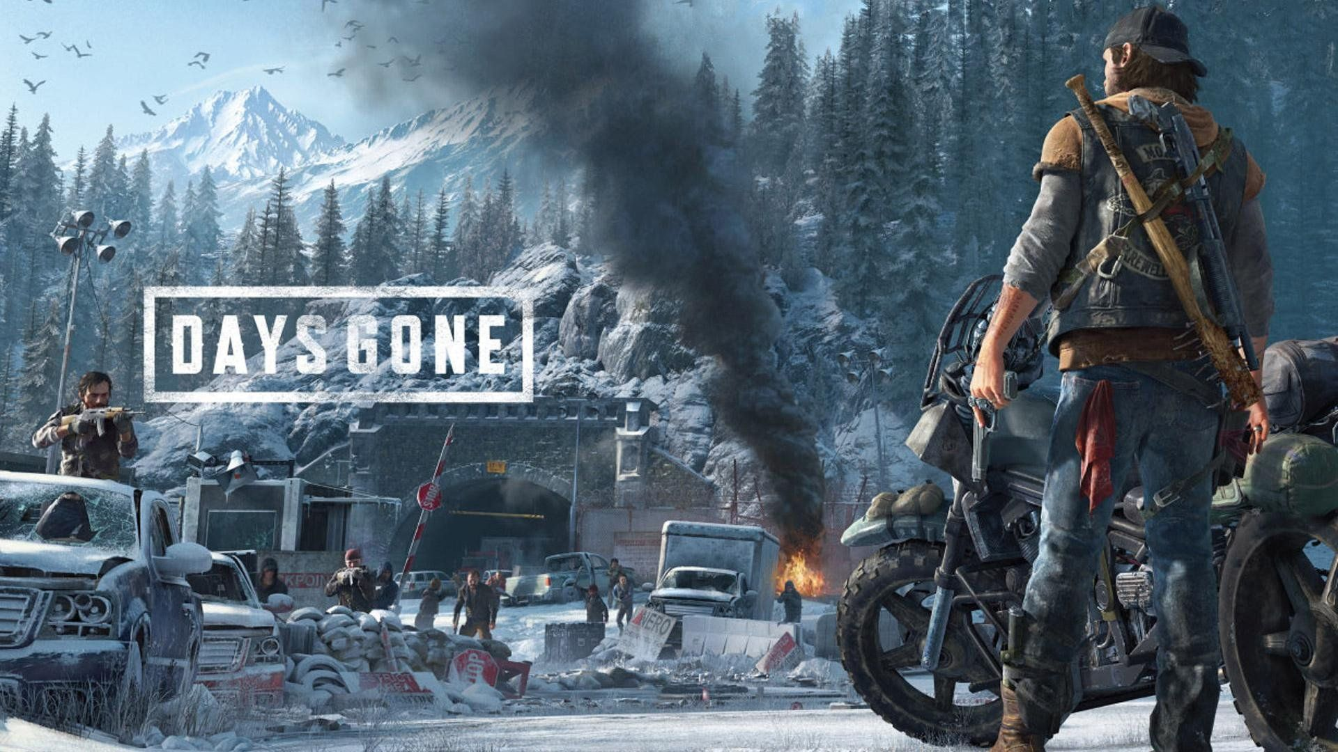 Days Gone 4K Wallpapers - Top Free Days Gone 4K ...
