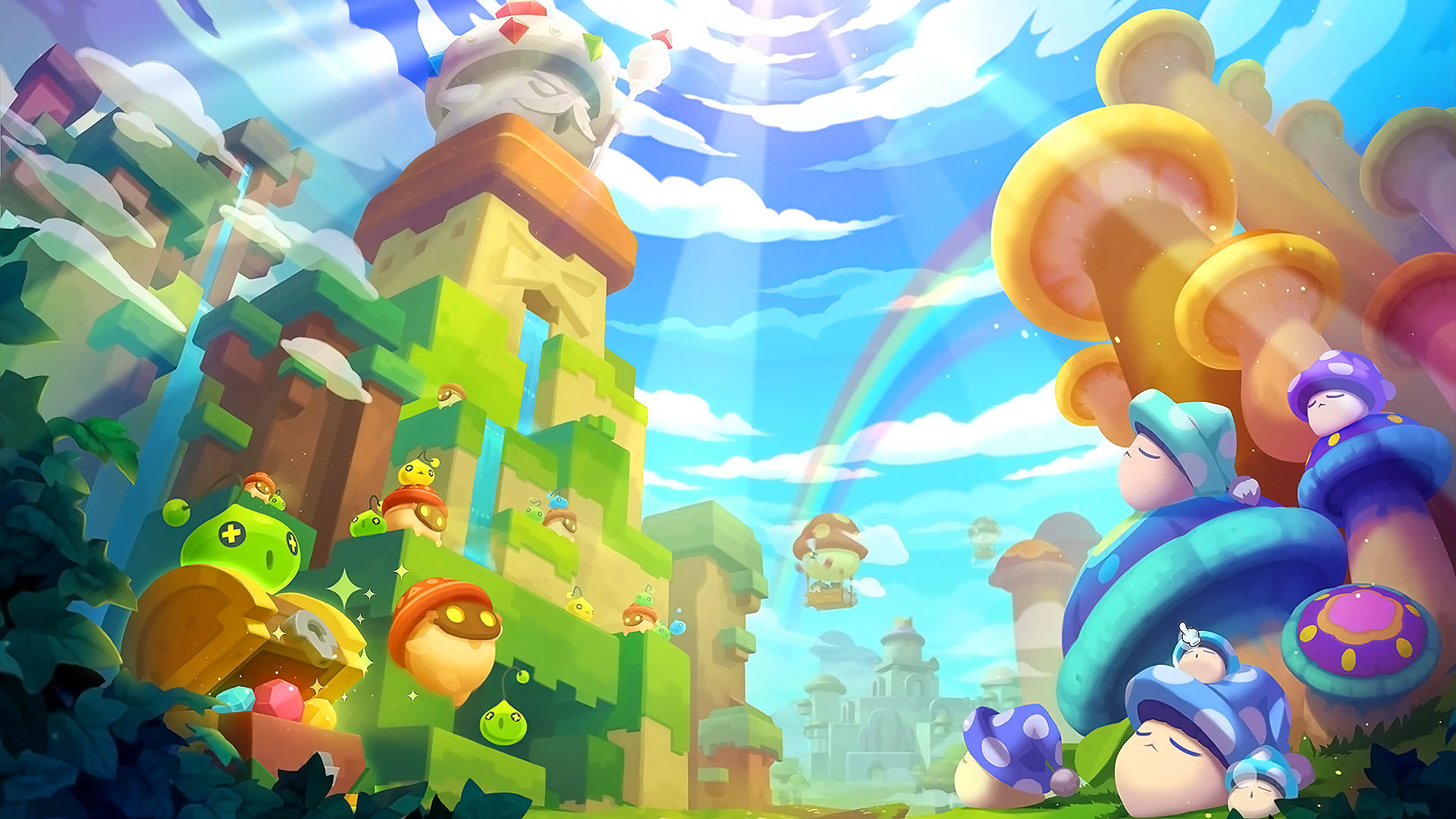 Maplestory 2 4k Wallpapers Top Free Maplestory 2 4k Backgrounds Wallpaperaccess