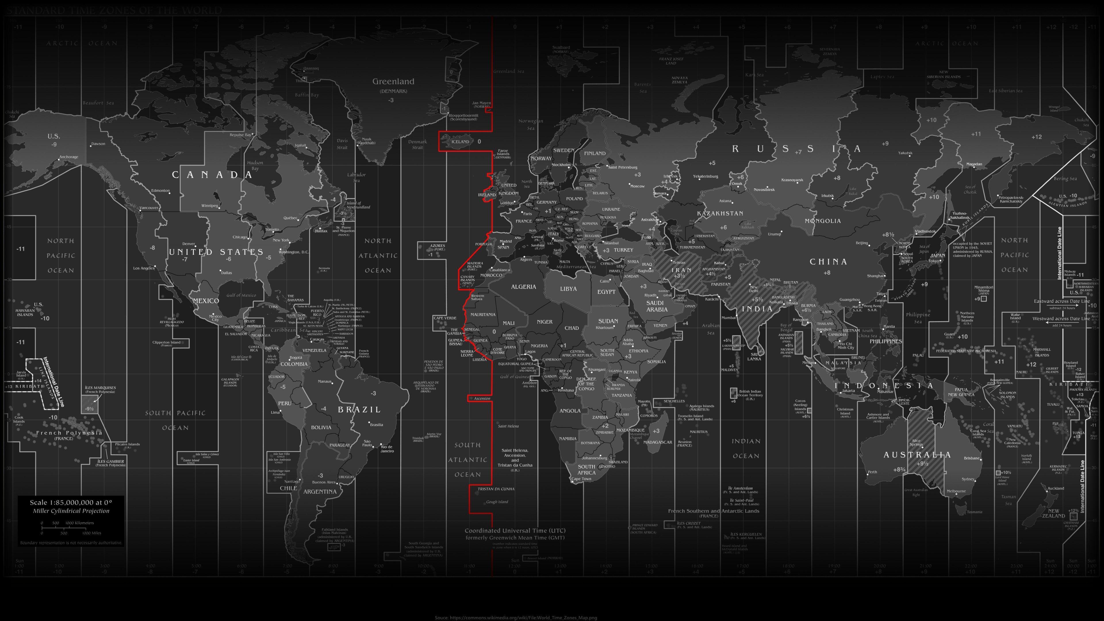 Hình nền múi giờ trên bản đồ thế giới 3840x2160 Tải xuống hình nền đẹp nhất trong số 3840x2160 Giờ thế giới