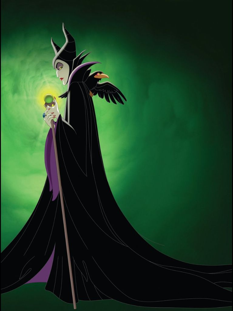 Maleficent Cartoon Wallpapers - Top ...