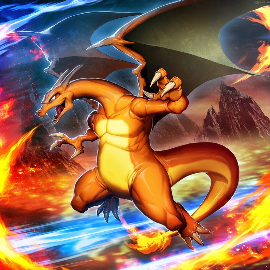 Cool Charizard Wallpapers