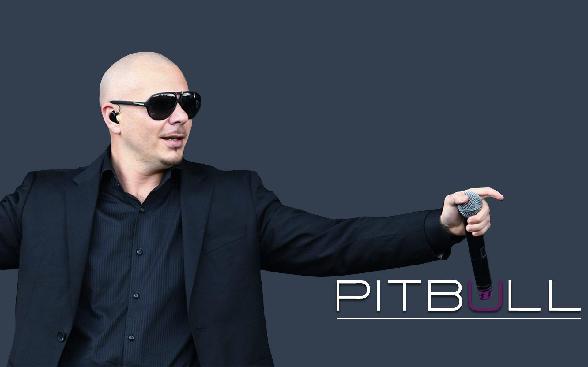 Pitbull Rapper Wallpapers - Top Free Pitbull Rapper