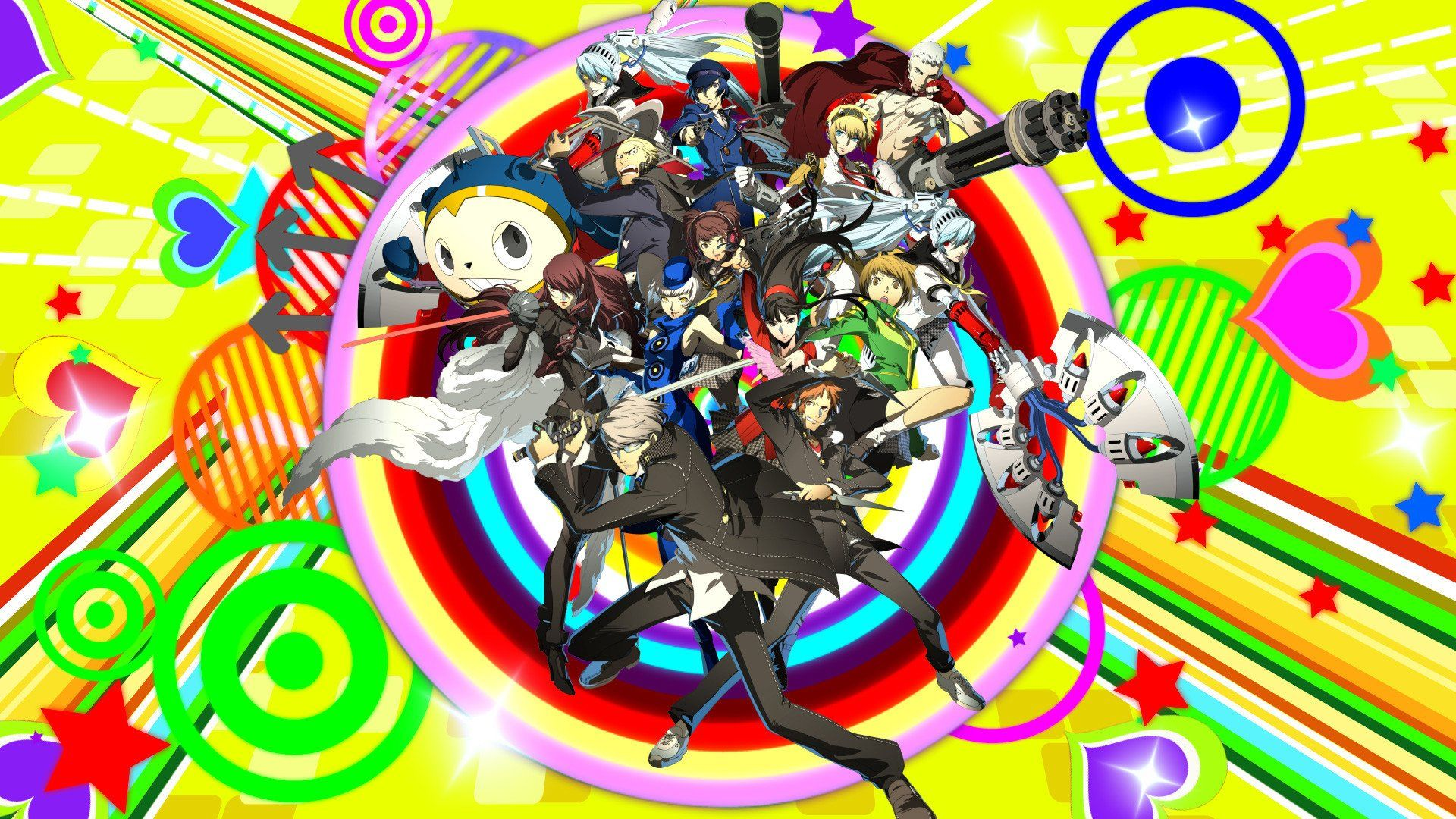 Persona 4 Arena Wallpapers - Top Free Persona 4 Arena