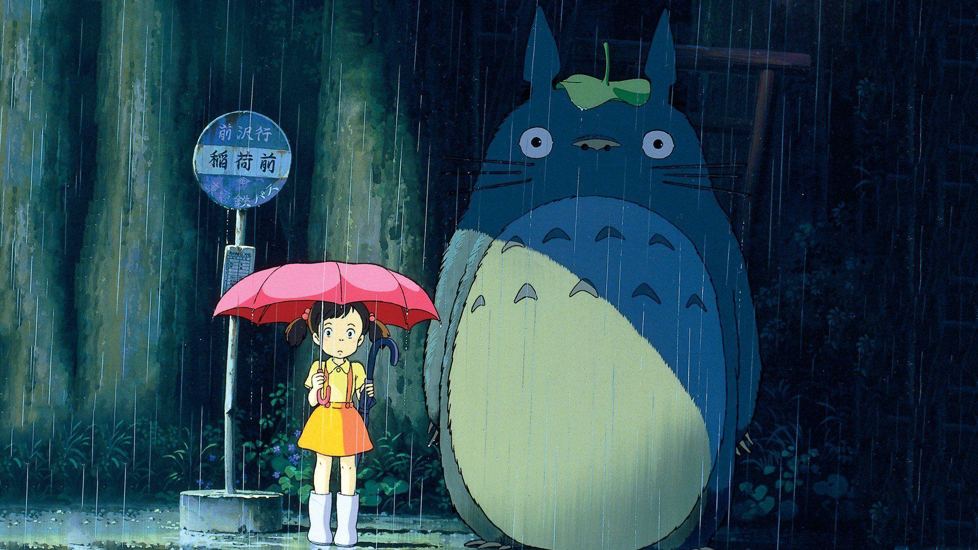 My Neighbor Totoro Wallpapers Top Free My Neighbor Totoro