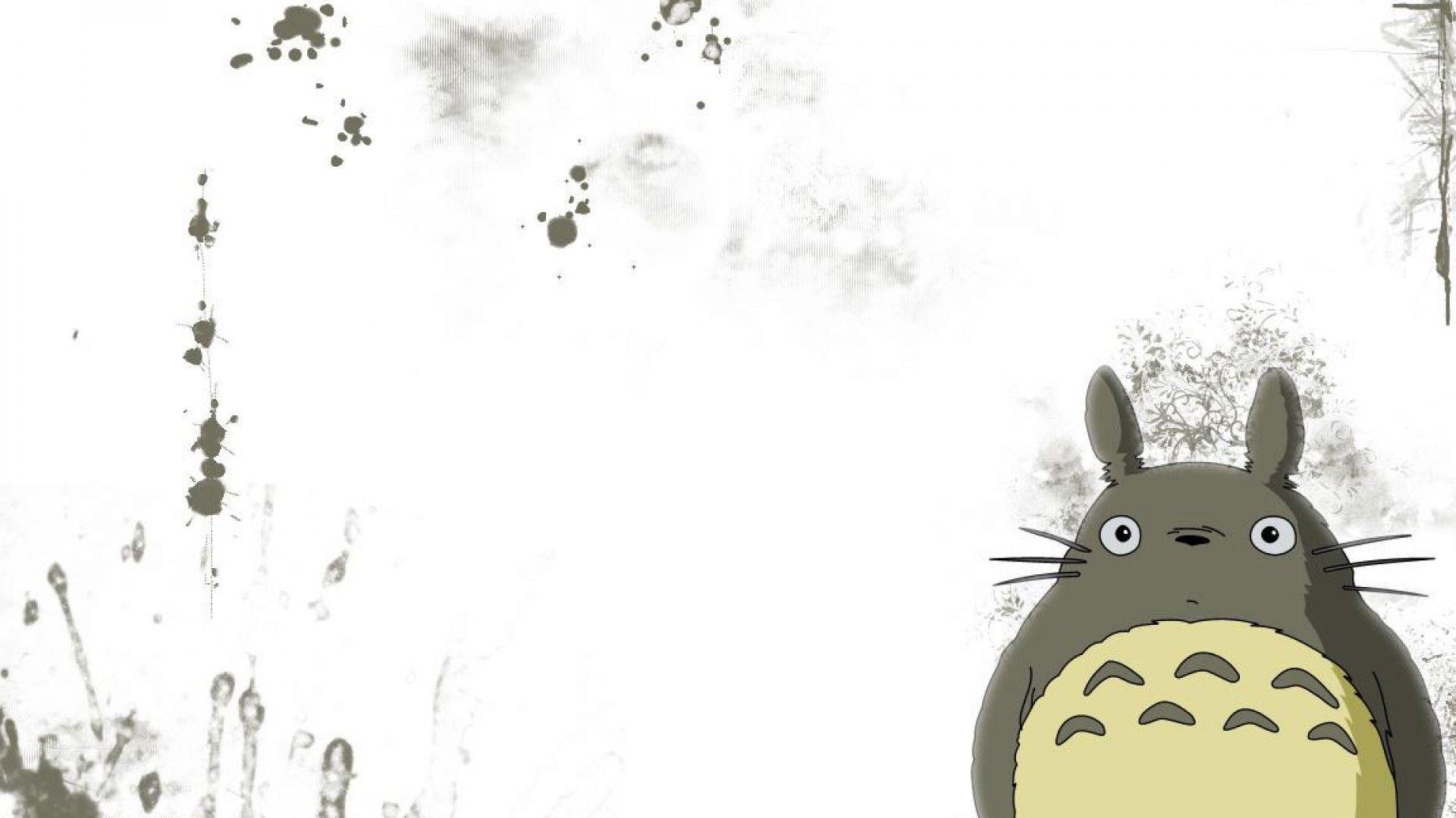 Totoro Laptop Wallpapers