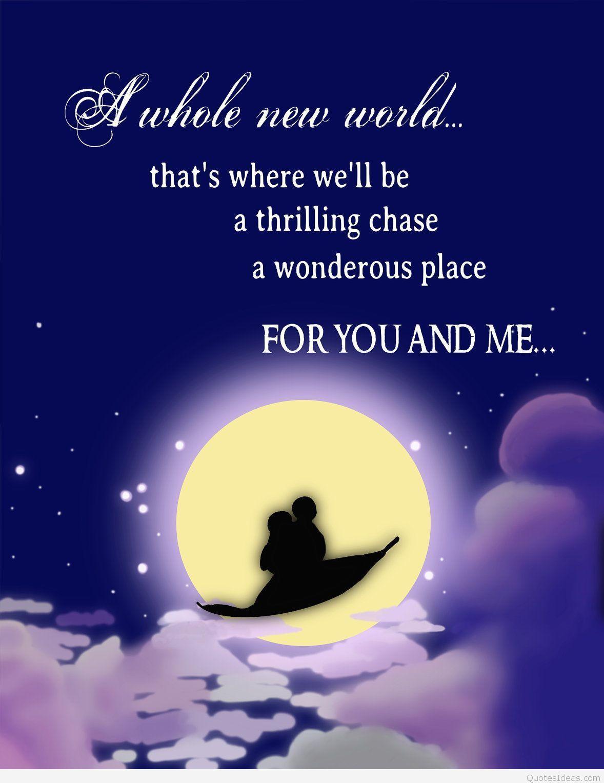Disney Love Quotes Wallpapers Top Free Disney Love Quotes Backgrounds Wallpaperaccess