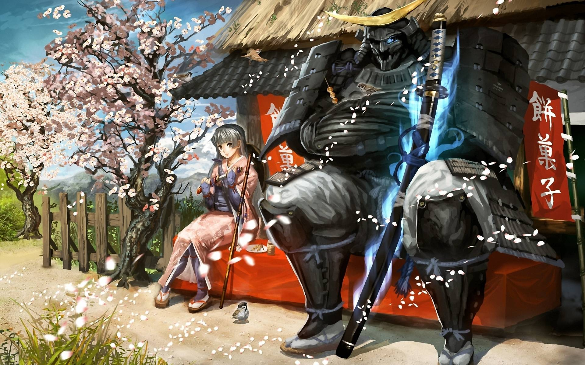 X Anime Samurai Wallpapers  C B Download  C B X