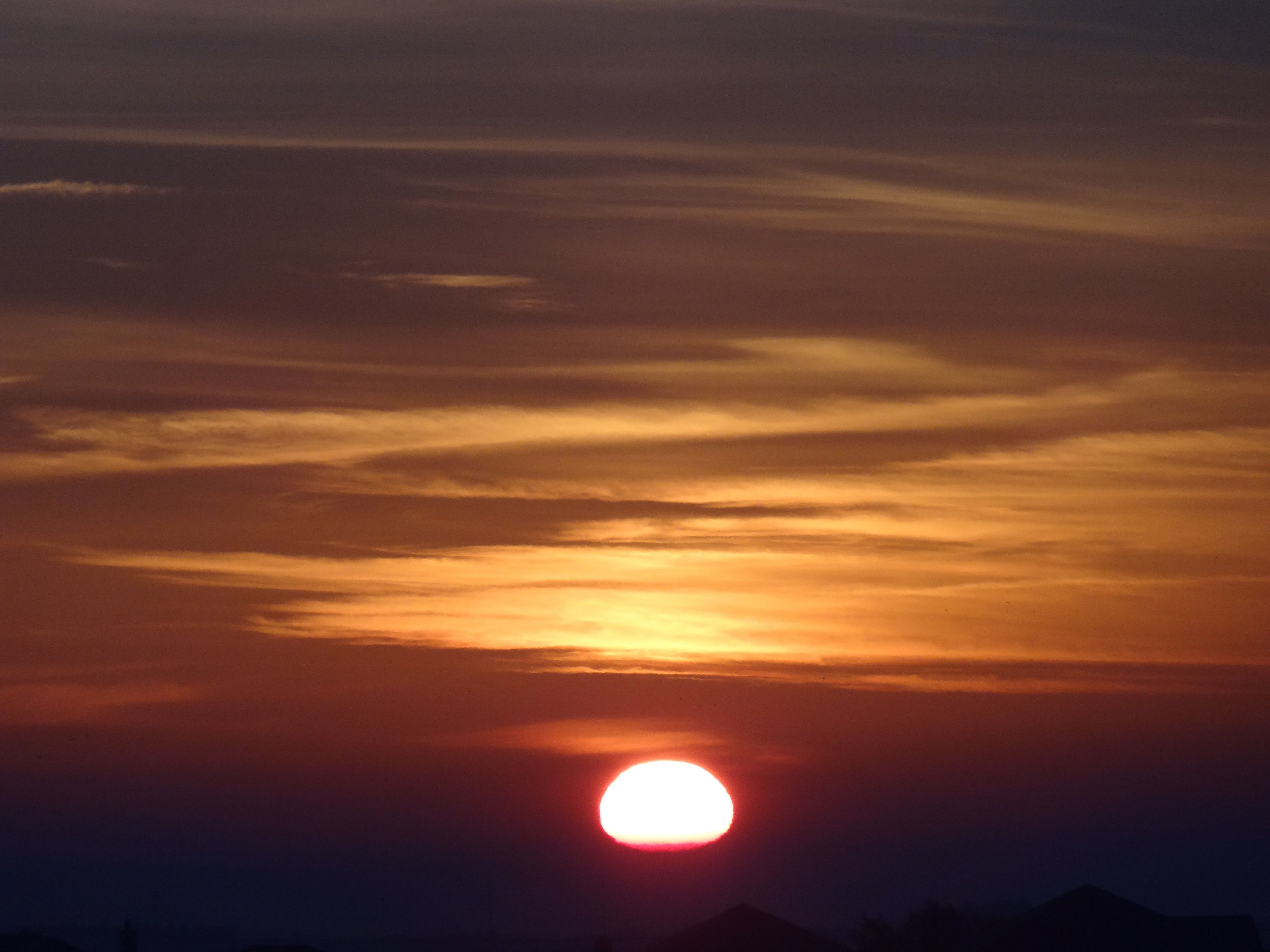 4608x3456 Hình nền vào buổi sáng trước khi mặt trời mọc