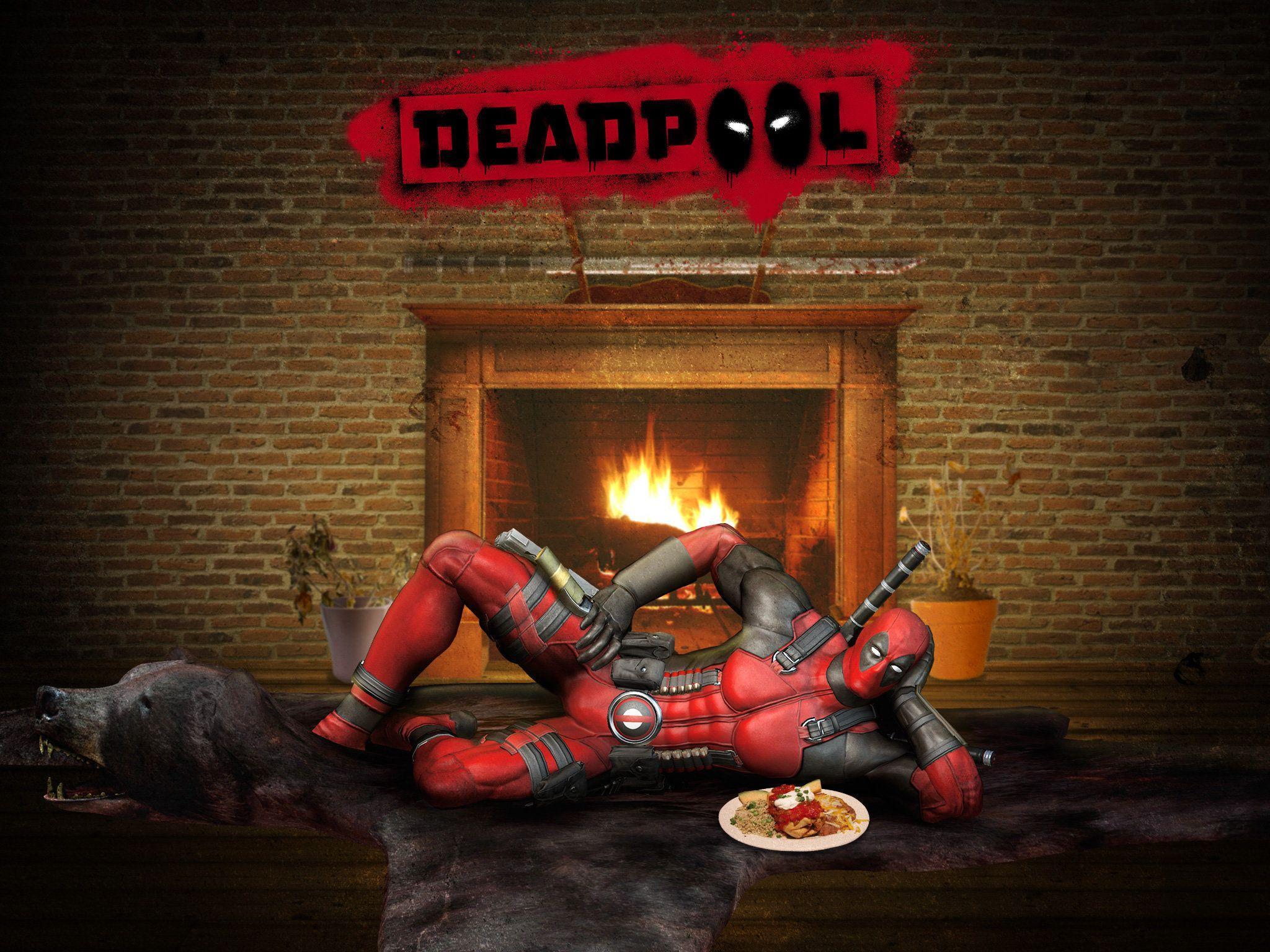 2048x2048 Deadpool 2 Movie Poster 4k Ipad Air Hd 4k: 56 Best Free Deadpool IPad Wallpapers