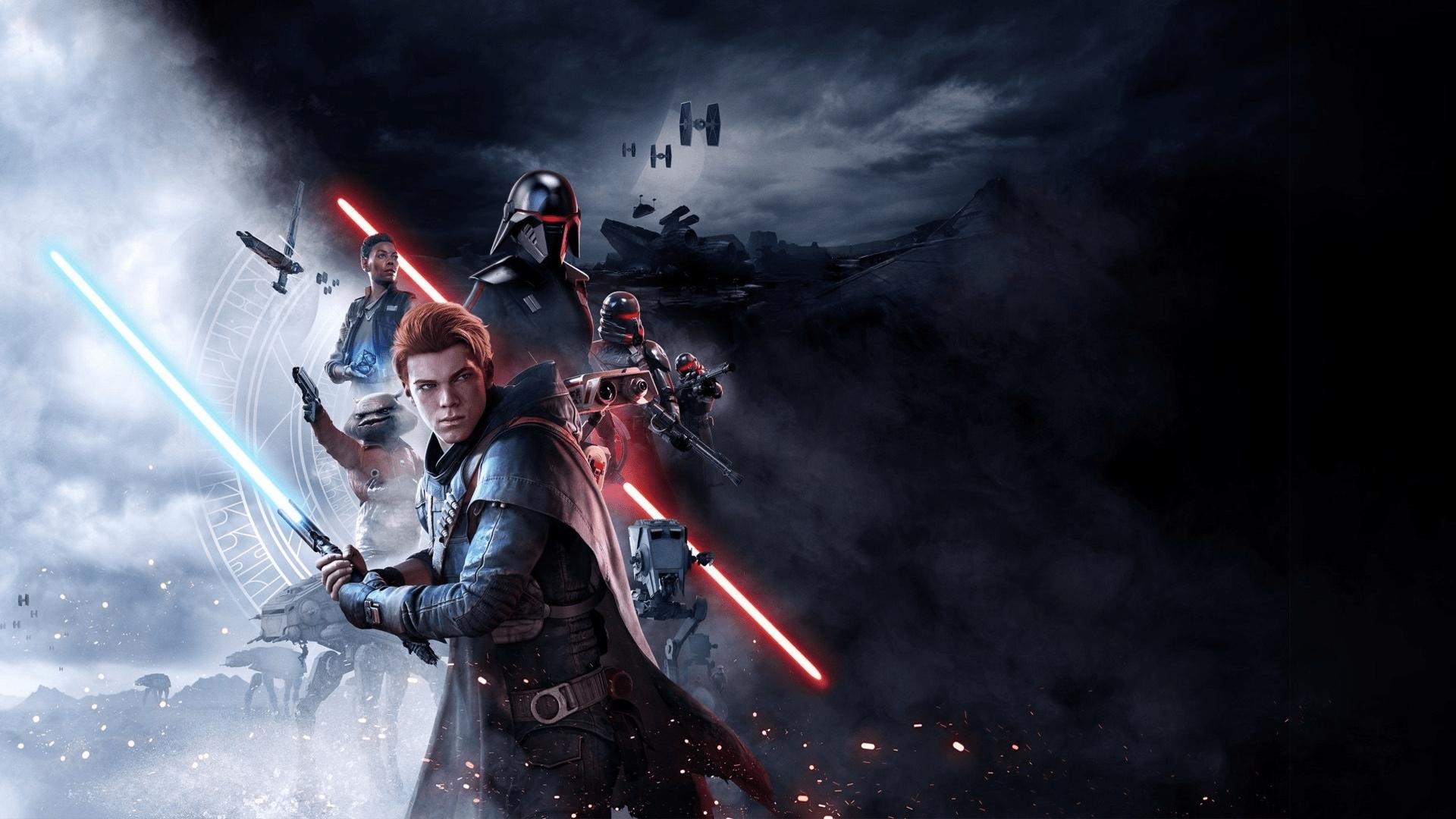 Jedi Fallen Order Wallpapers Top Free Jedi Fallen Order Backgrounds Wallpaperaccess