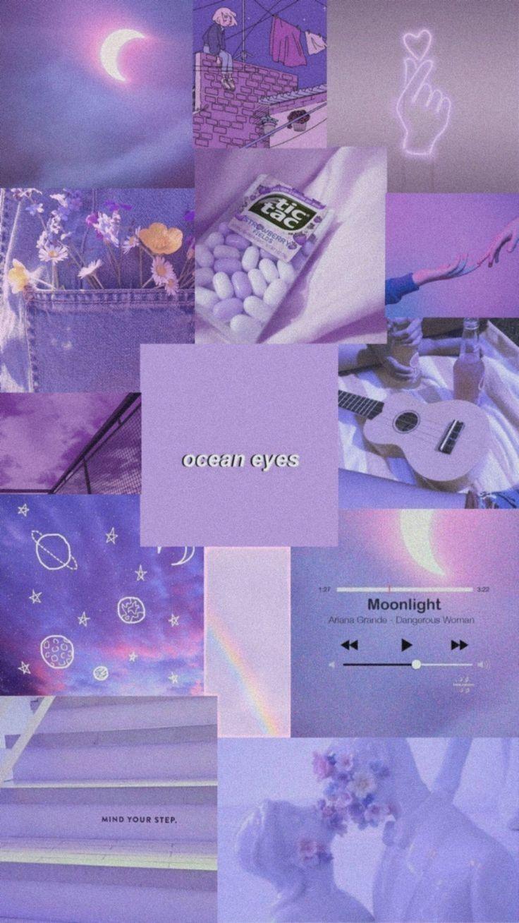 Pastel Purple Tumblr Wallpapers Top Free Pastel Purple Tumblr Backgrounds Wallpaperaccess