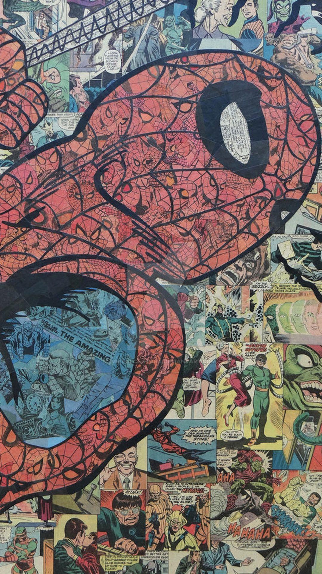 Comic Book Phone Wallpapers Top Free Comic Book Phone Backgrounds Wallpaperaccess
