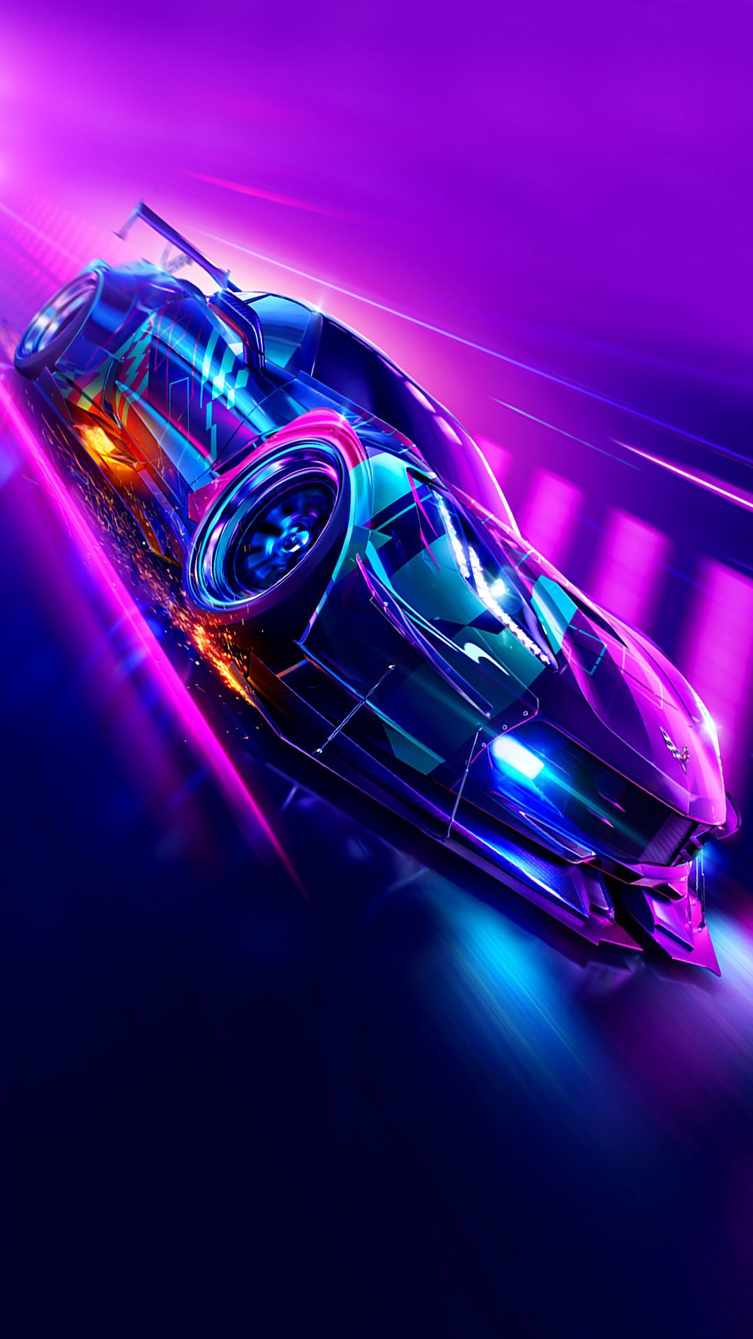 Neon Purple Car Wallpapers - Top Free Neon Purple Car ...