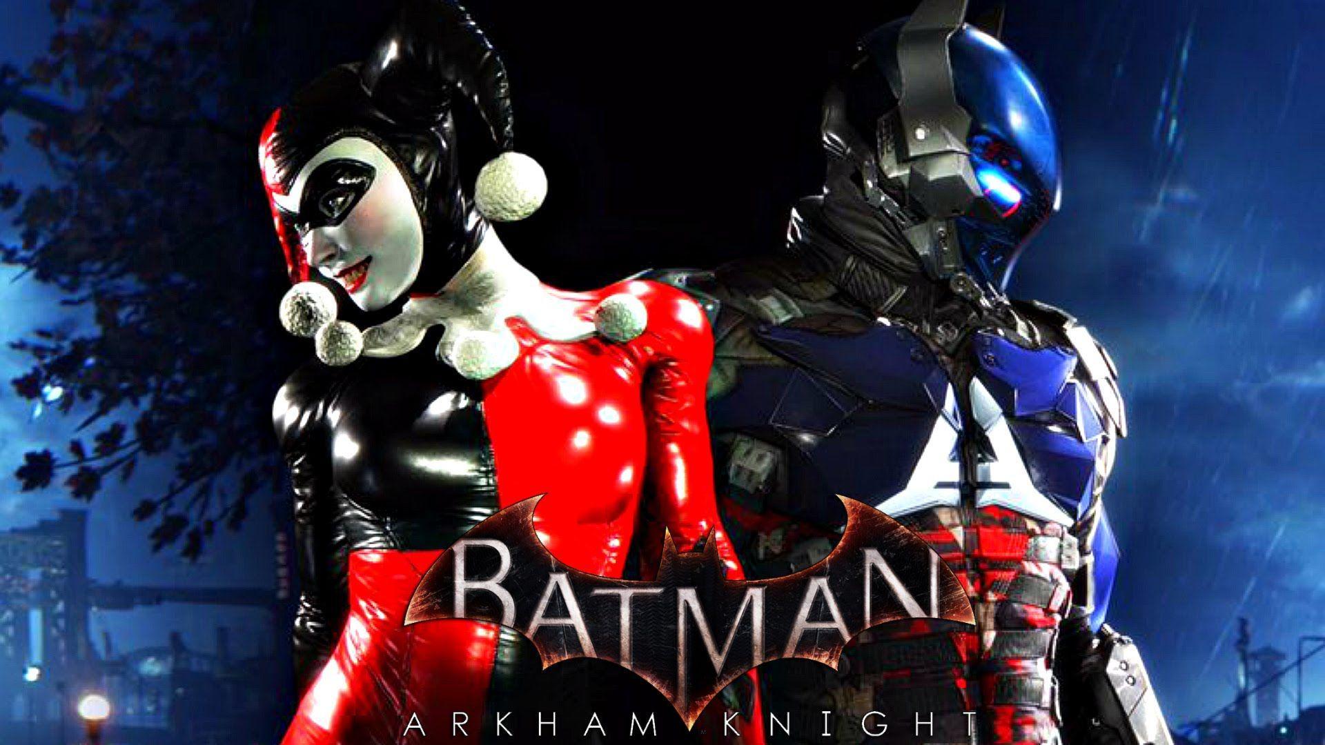 Harley Quinn Arkham City Wallpapers Top Free Harley Quinn Arkham