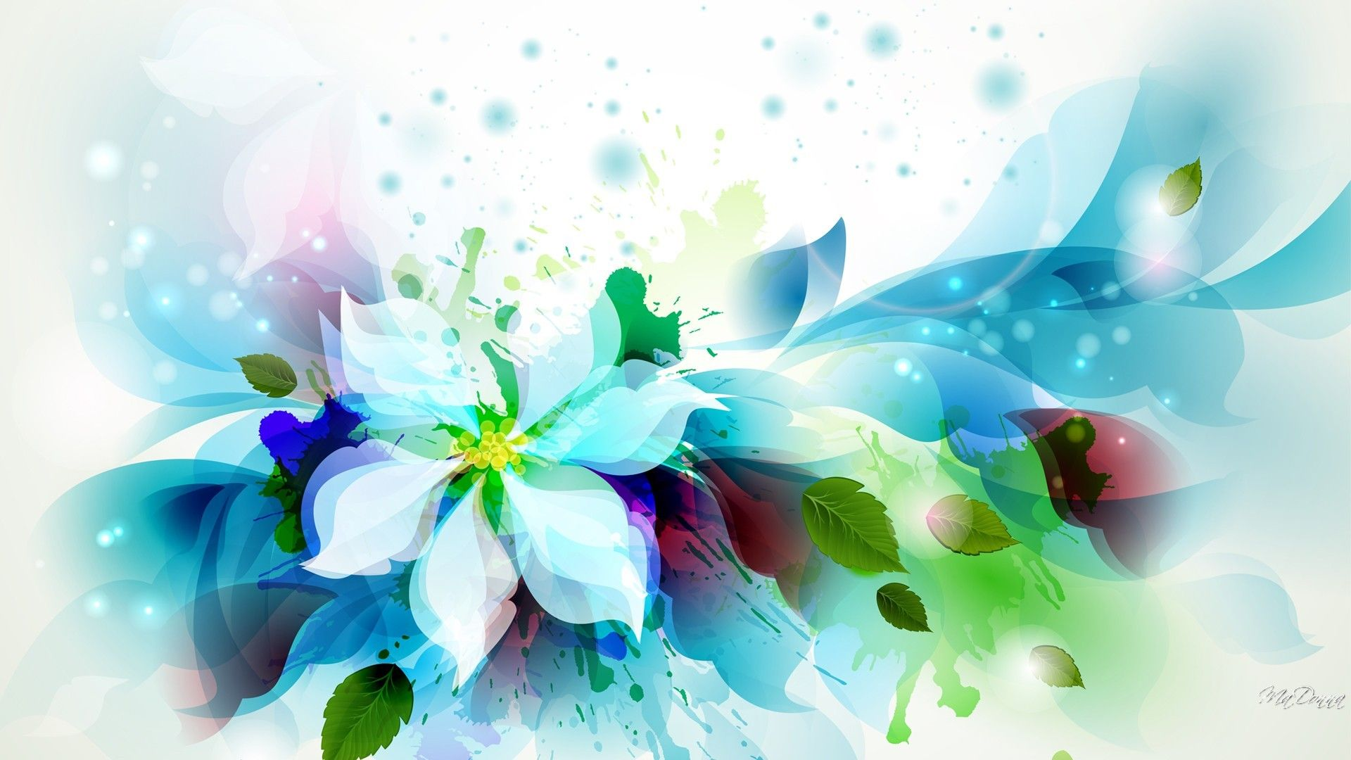 Abstract Spring Desktop Wallpapers Top Free Abstract