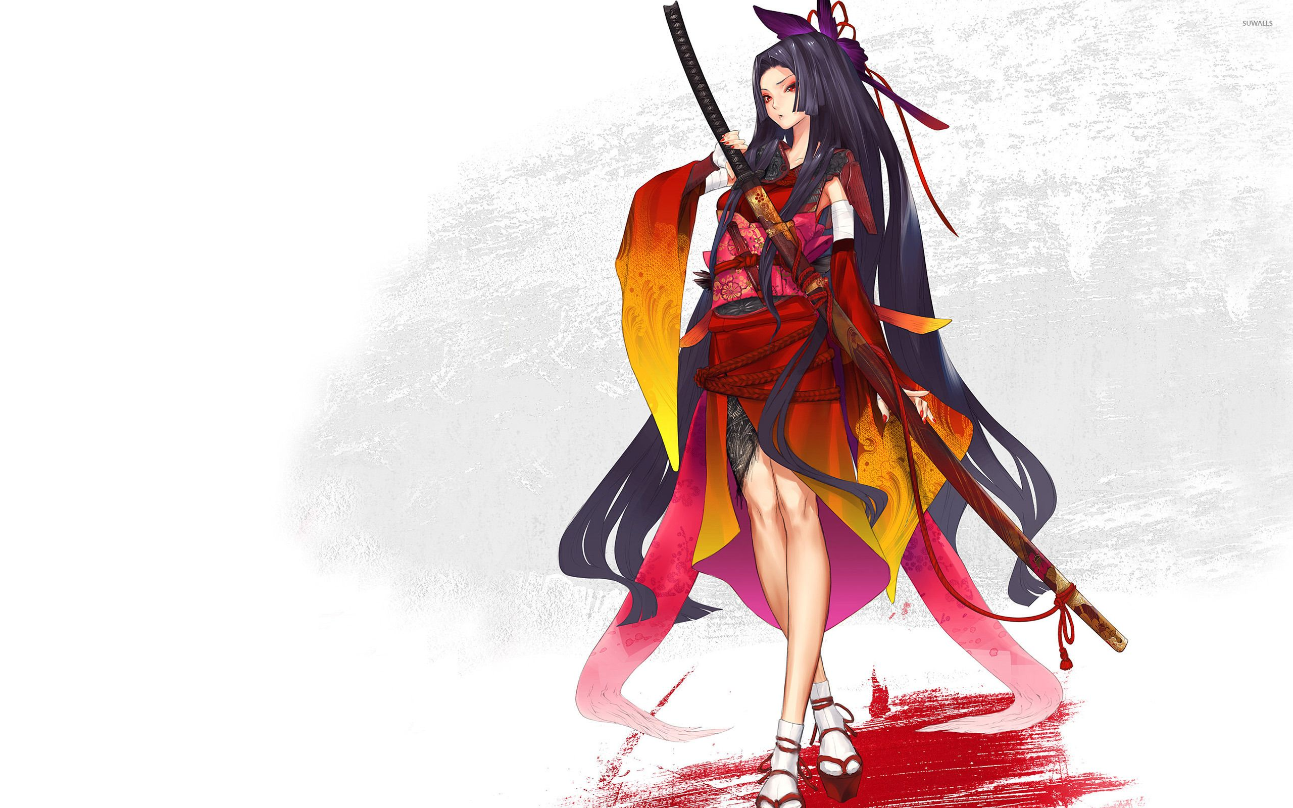 Anime Samurai Wallpapers - Top Free Anime Samurai ...