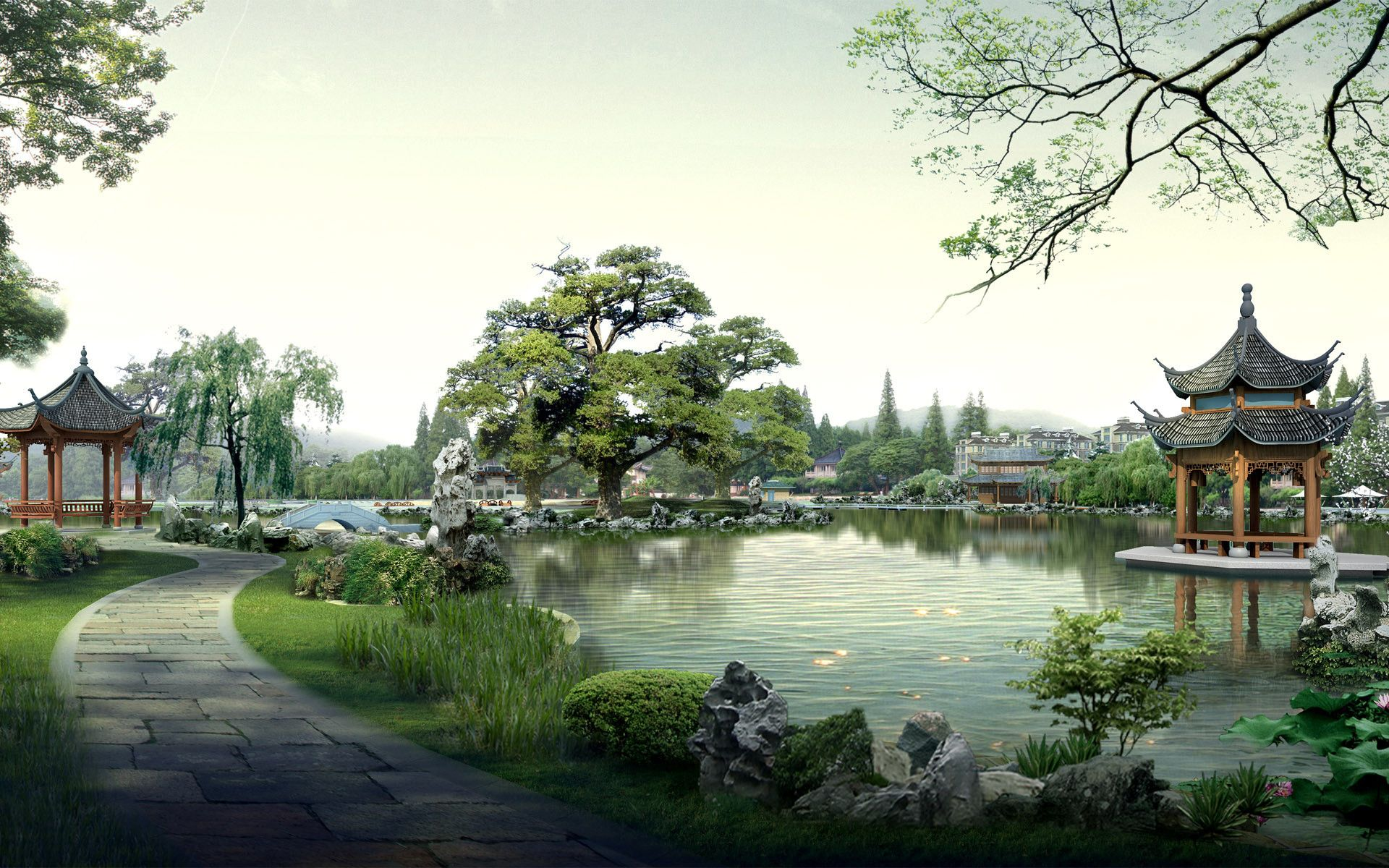 Japanese Zen Garden Wallpapers Top Free Japanese Zen Garden