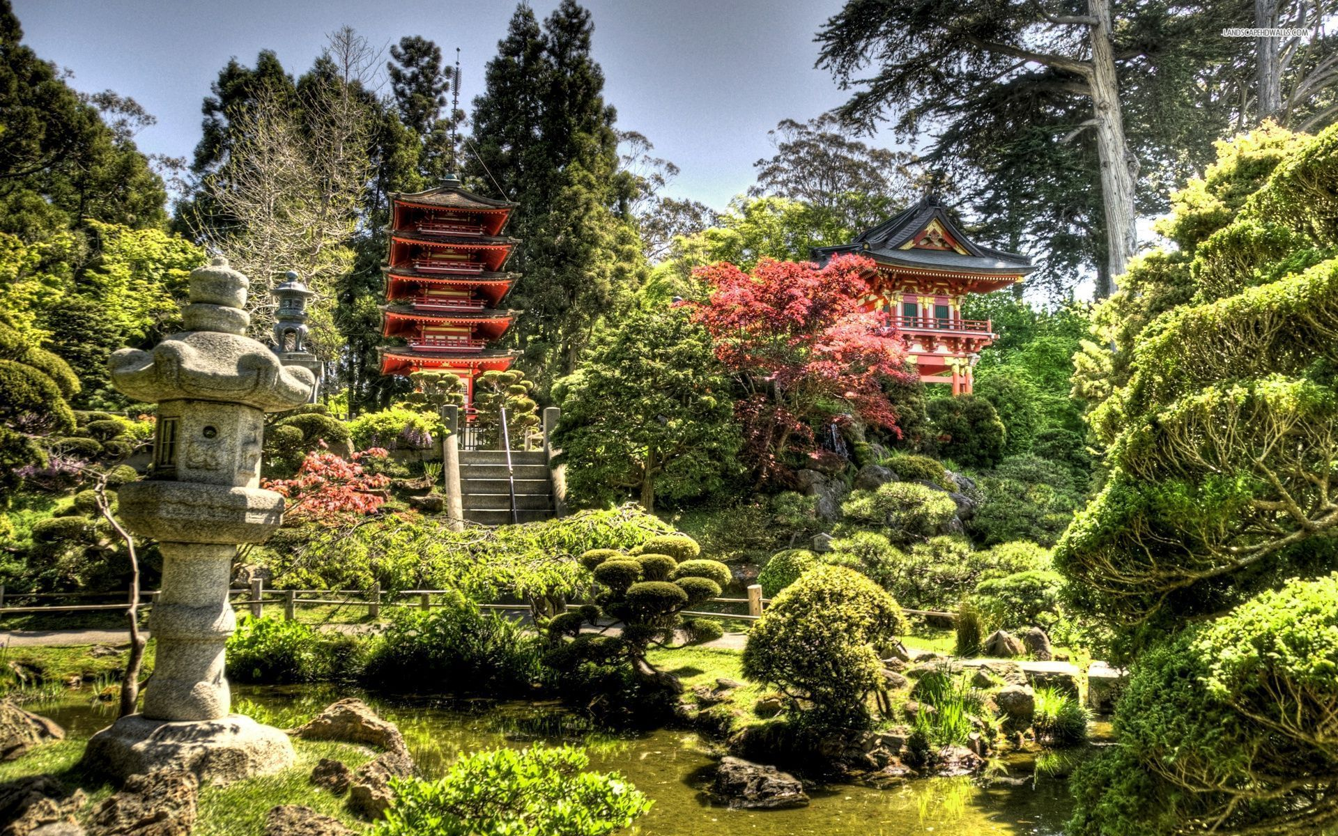 Japanese Garden Wallpapers: Japanese Zen Garden Wallpapers