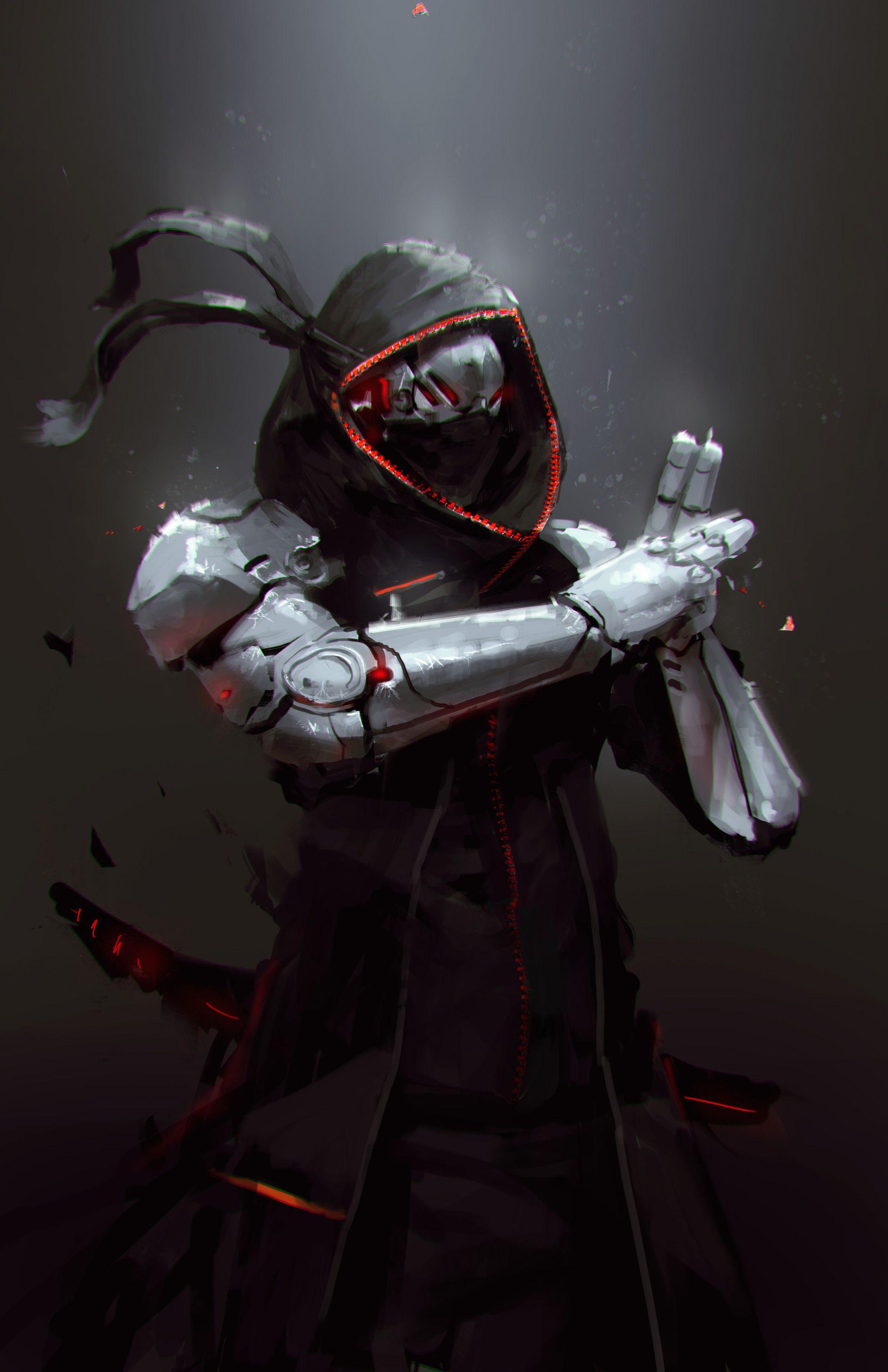 Robot Cyborg Ninja Wallpapers - Top Free Robot Cyborg ...
