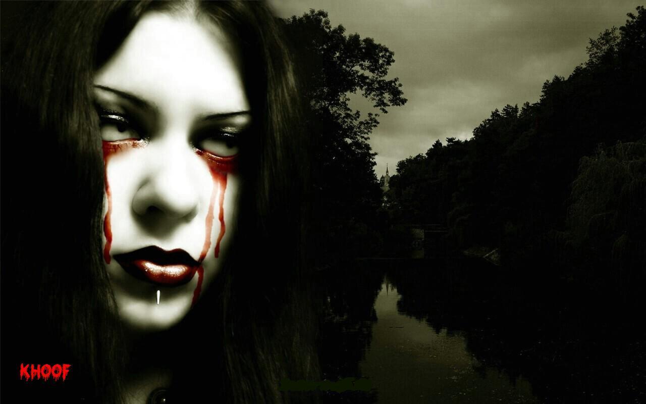 Horror Girl Wallpapers Top Free Horror Girl Backgrounds