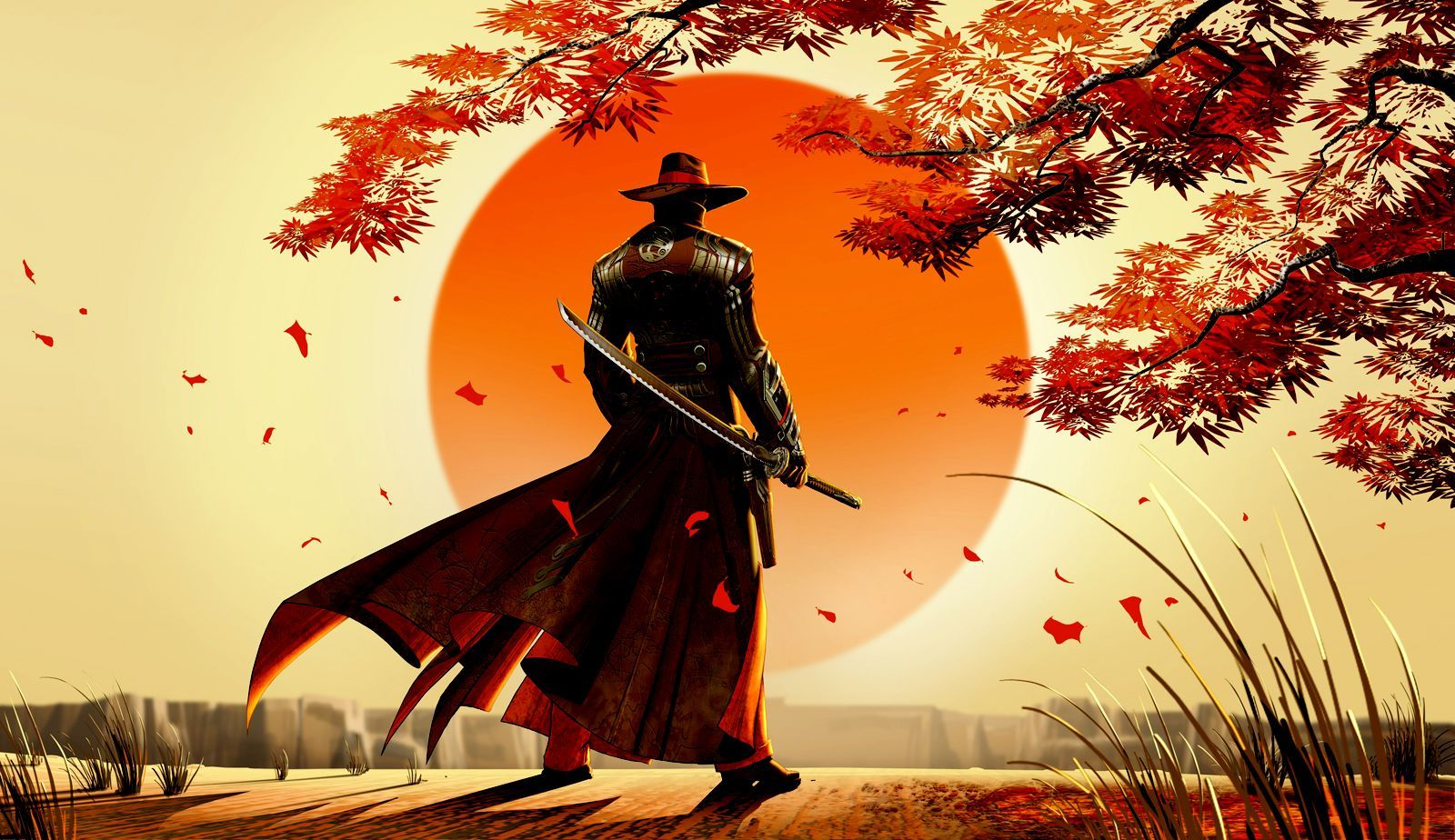 3D Samurai Wallpapers Top Free 3D Samurai Backgrounds