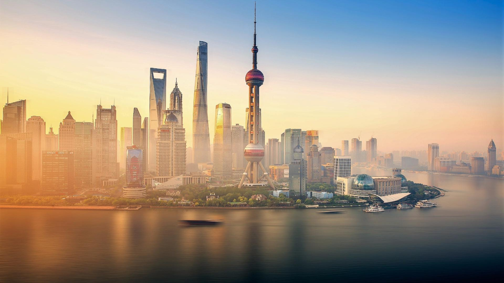 Shanghai Wallpapers - Top Free Shanghai Backgrounds - WallpaperAccess