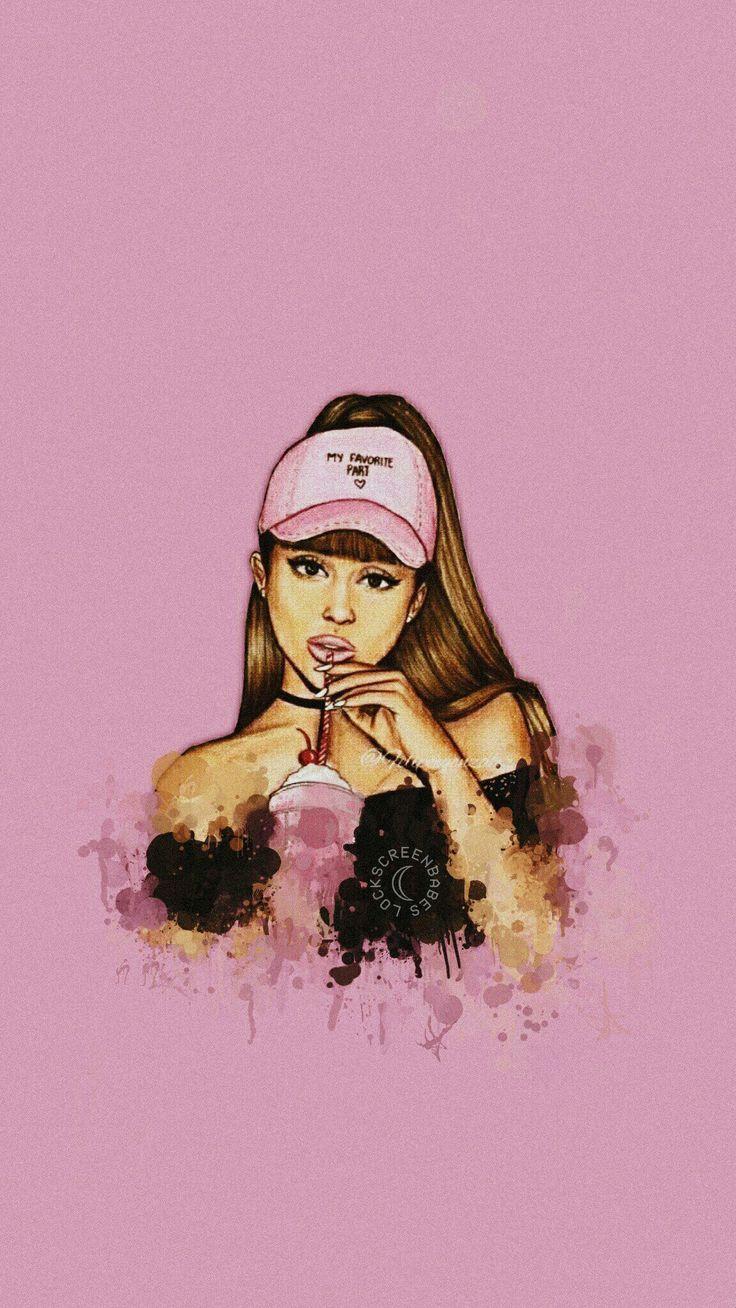 Ariana Grande Wallpaper Iphone