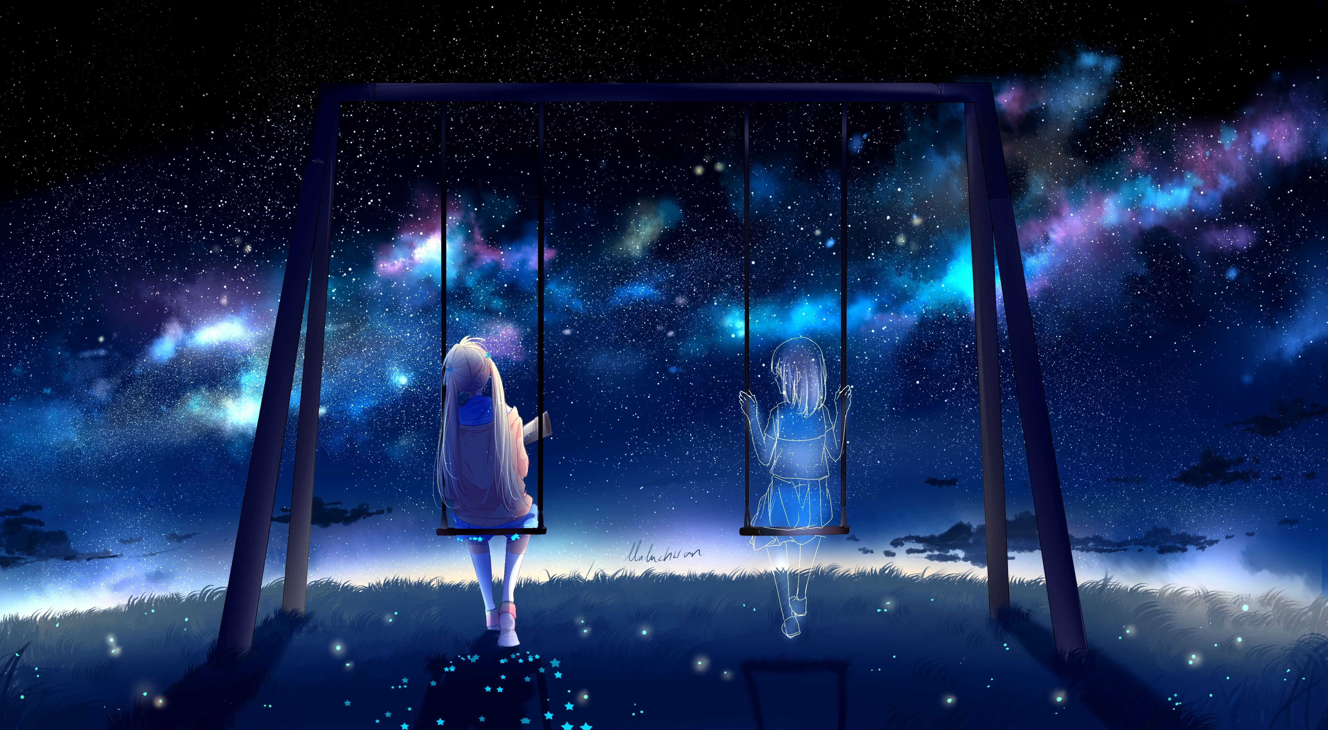 Alone Cartoon Girl lonely anime girl wallpapers - top free lonely anime girl