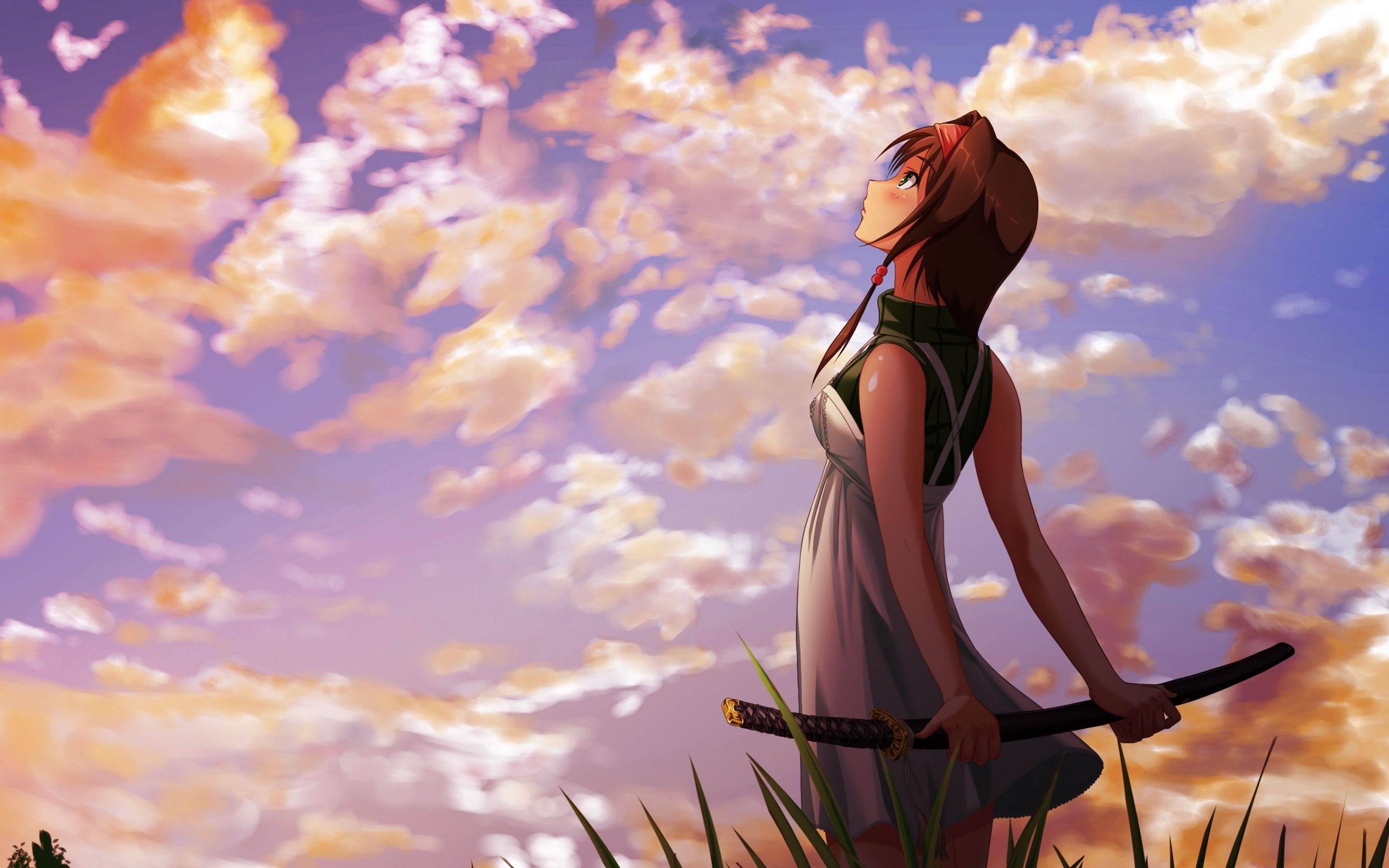 Lonely Anime Girl Wallpapers Top Free Lonely Anime Girl
