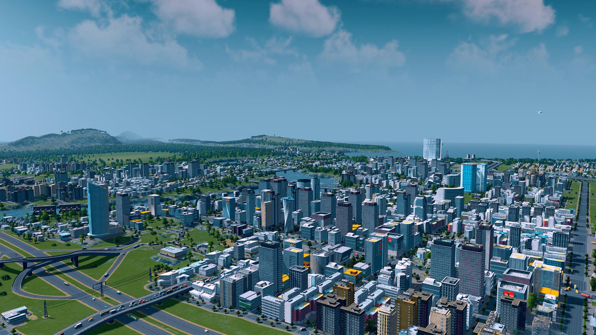 Cities Skylines Wallpapers - Top Free ...