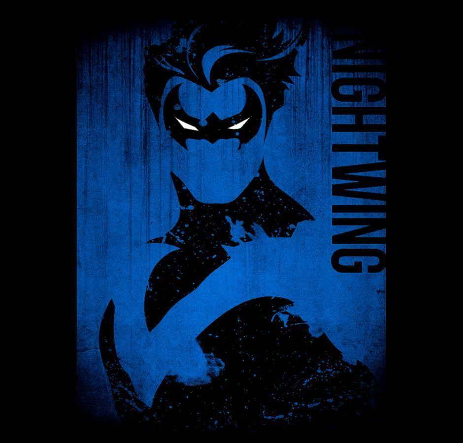 Nightwing Wallpapers Top Free Nightwing Backgrounds Wallpaperaccess