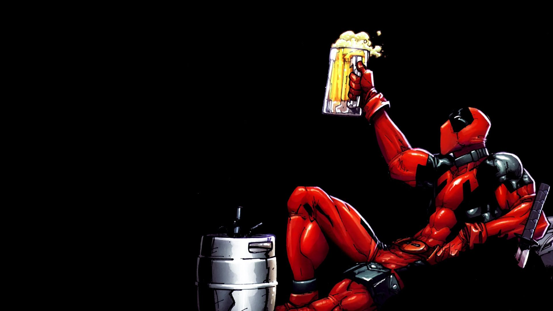 Ultimate Deadpool Wallpapers Top Free Ultimate Deadpool