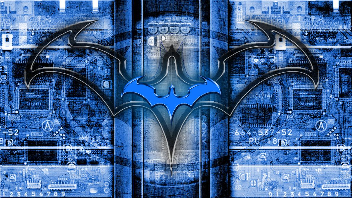 1920x1080 Free Nightwing New 52 Wallpaper Phone Long Wallpapers