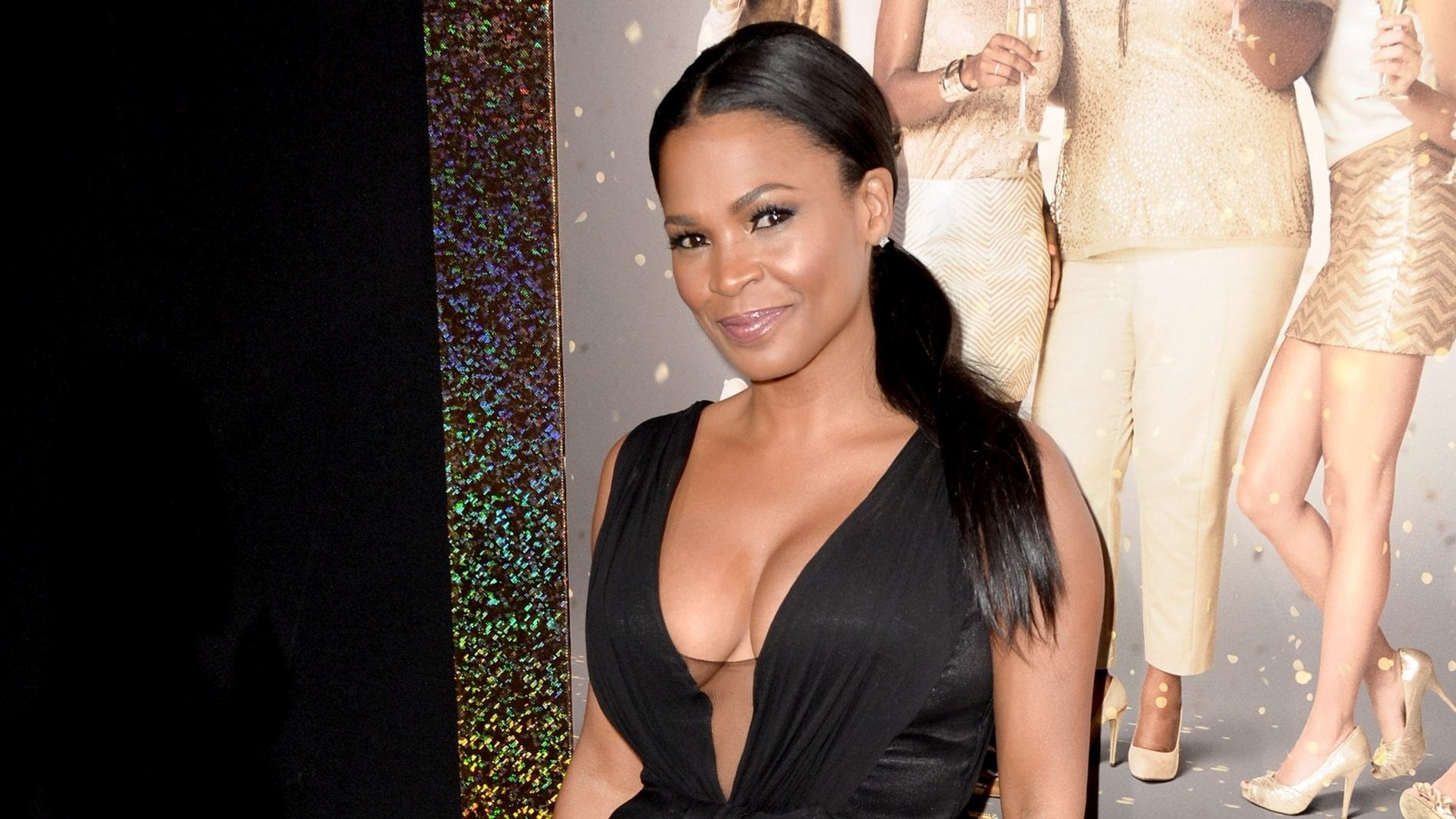 Nia Long Was Told She Was Too Old To Star In Charlie's Angels