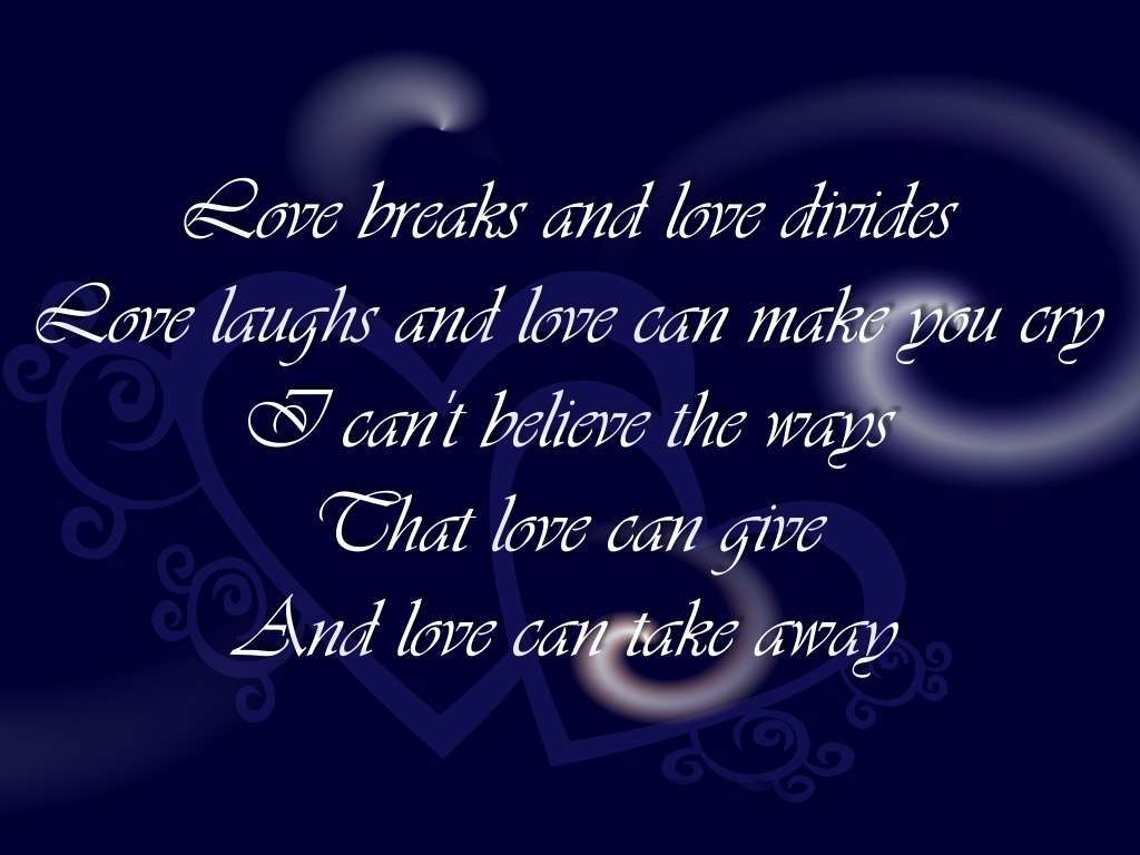 Cute Love Quote Desktop Wallpapers - Top Free Cute Love ...