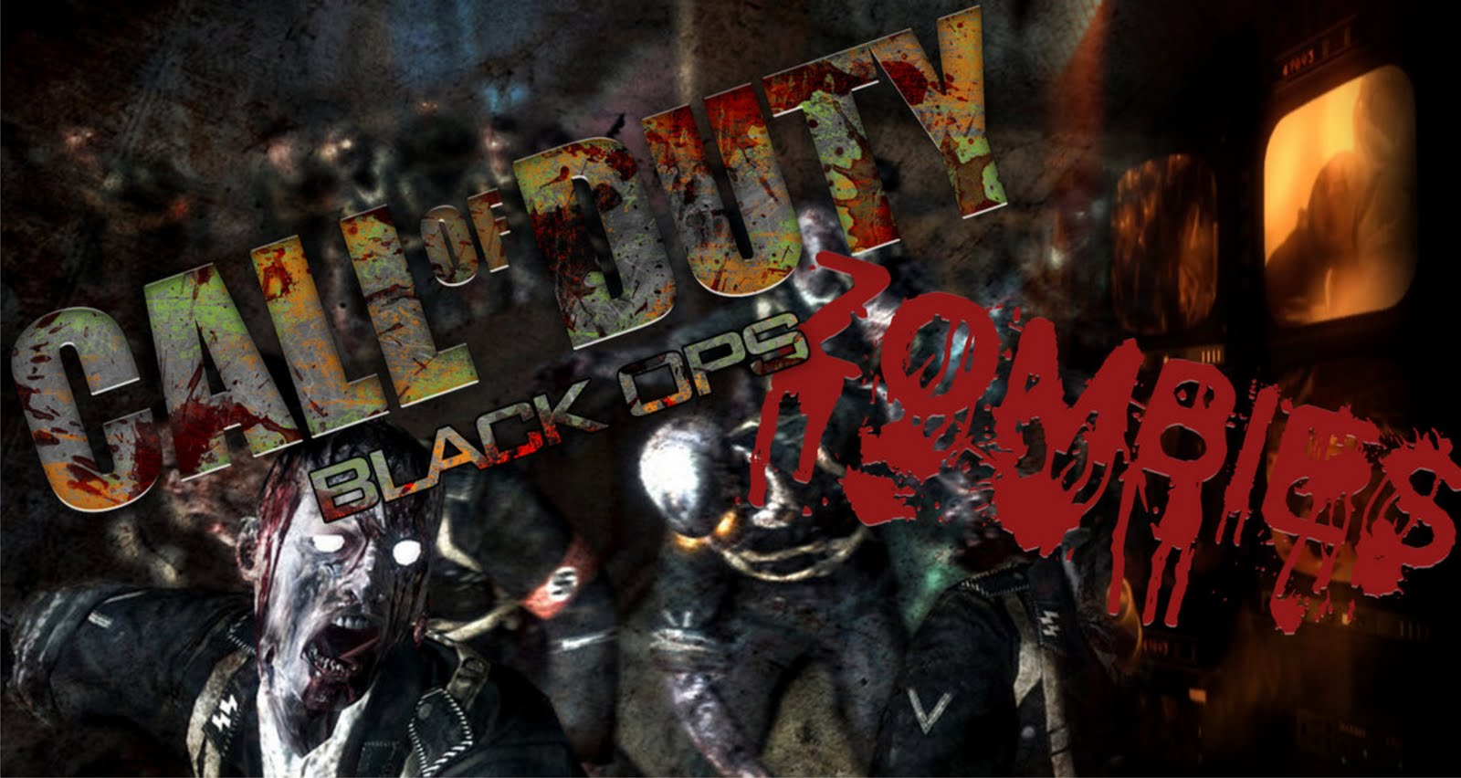 COD BO2 Zombies Wallpapers - Top Free COD BO2 Zombies