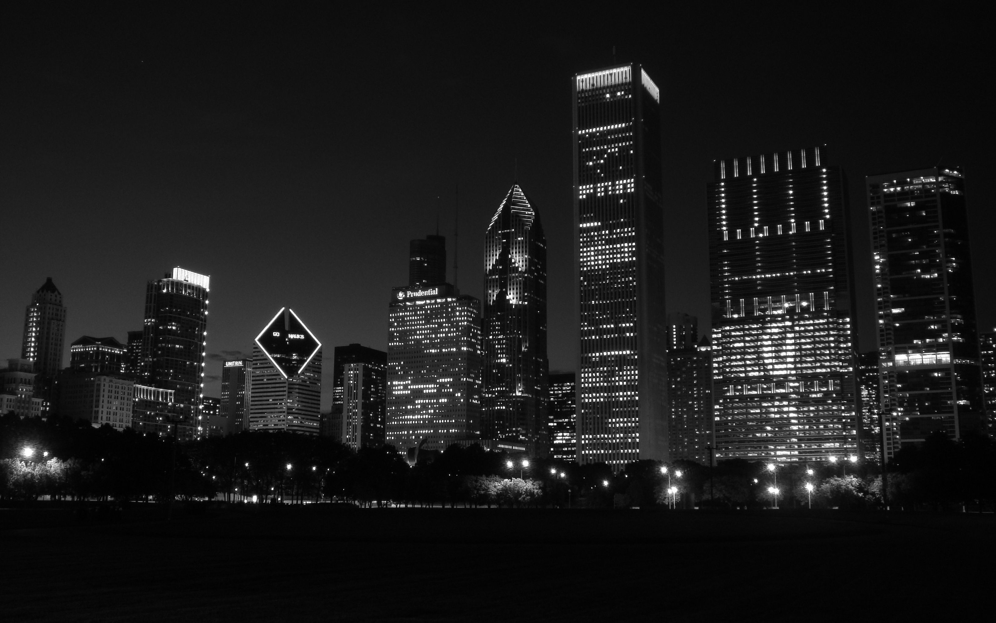 Cityscape night wallpapers top free cityscape night backgrounds wallpaperaccess - Skyline night wallpaper ...