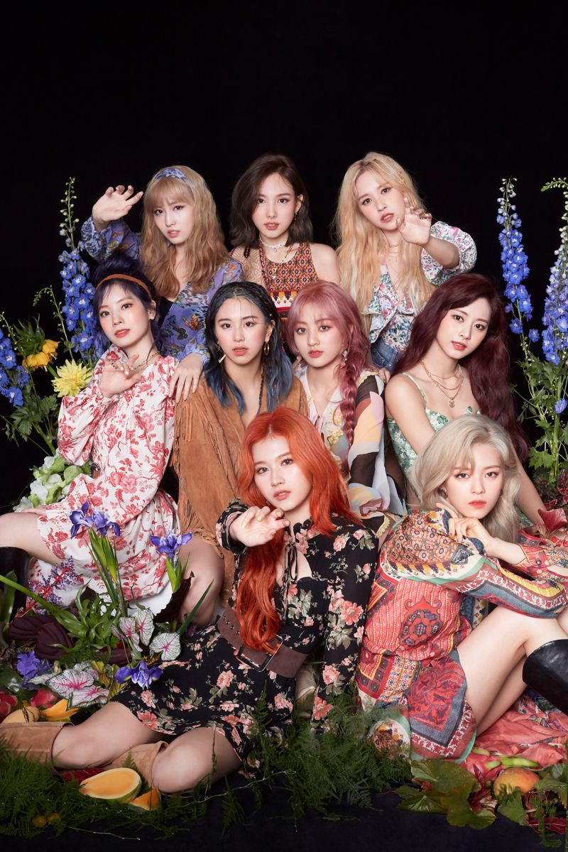 Twice More And More Wallpapers Top Free Twice More And More Backgrounds Wallpaperaccess