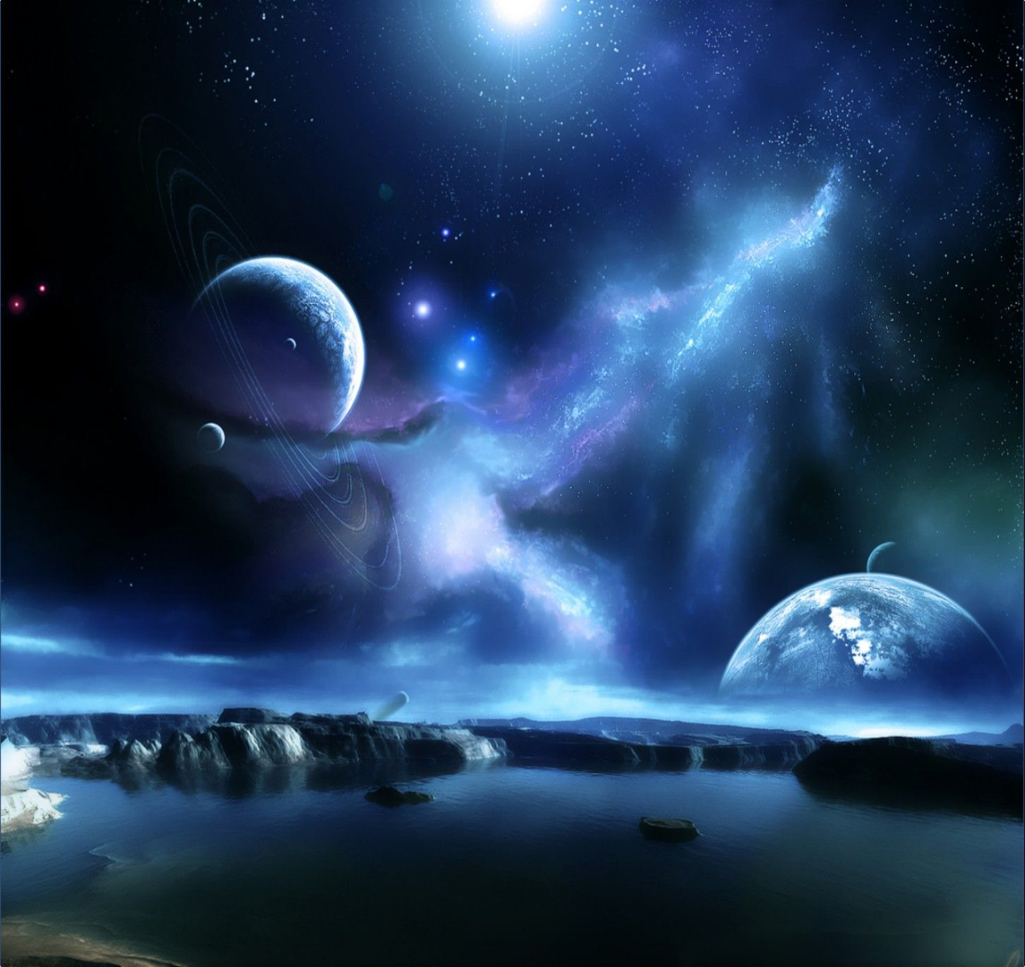 Strange universe wallpapers top free strange universe - Final space wallpaper ...