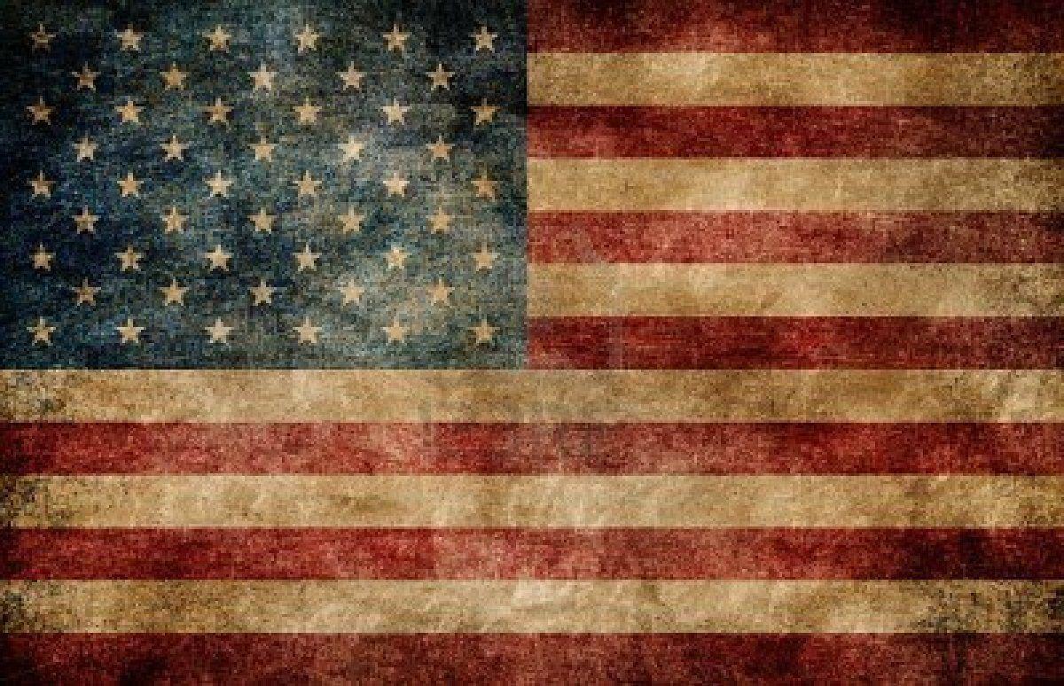 Vintage American Flag Wallpapers - Top Free Vintage American Flag  Backgrounds - WallpaperAccess