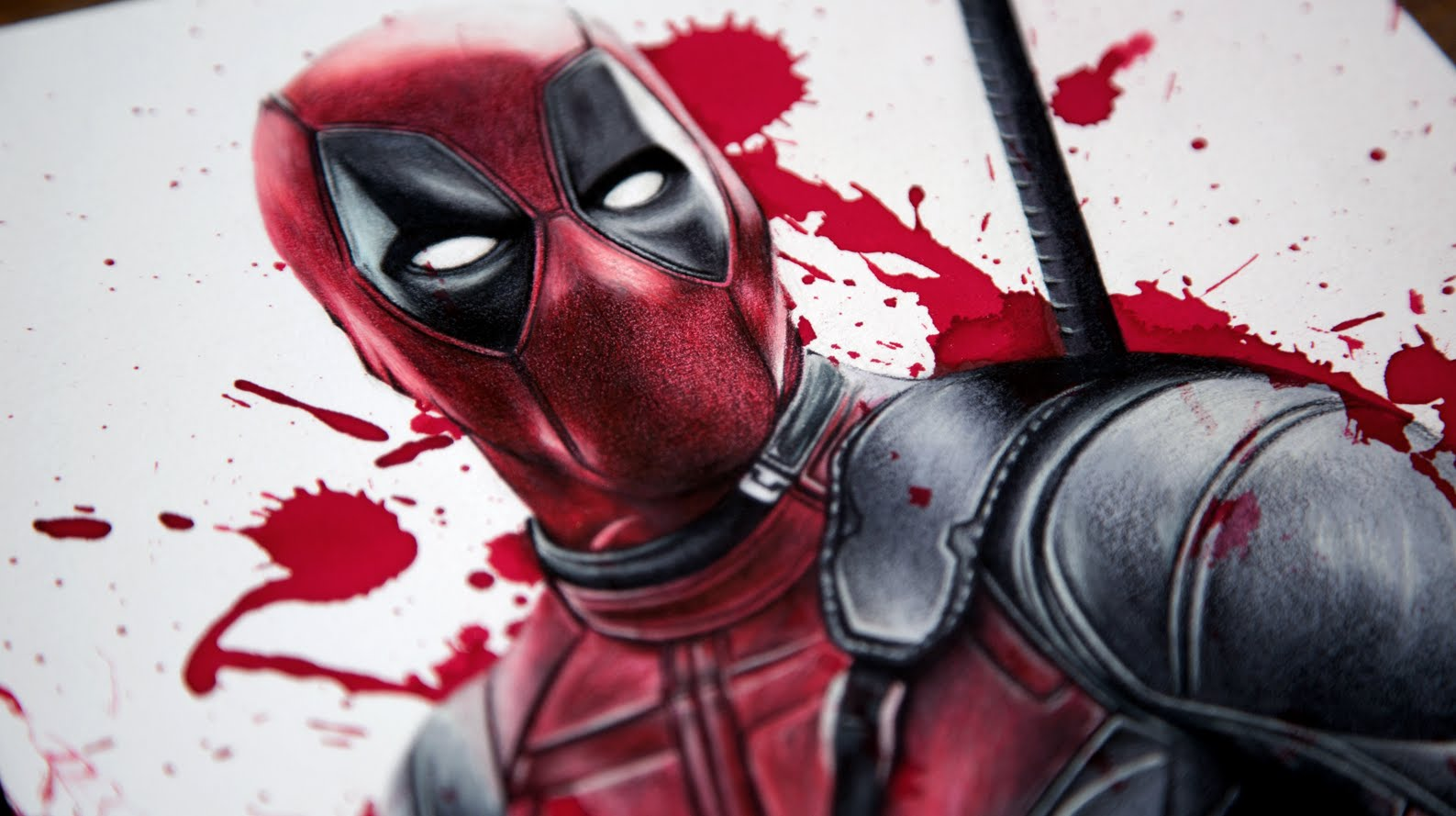 Deadpool Realistic Wallpapers Top Free Deadpool Realistic Backgrounds Wallpaperaccess