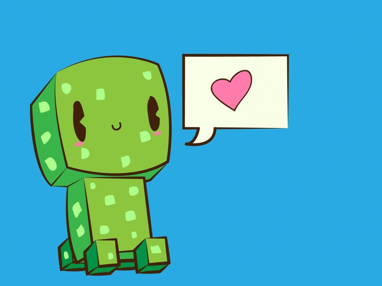 Cute Minecraft Wallpapers Top Free Cute Minecraft Backgrounds